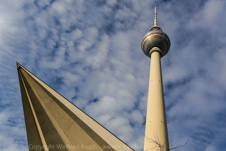 Berliner Fernsehturm, Germany