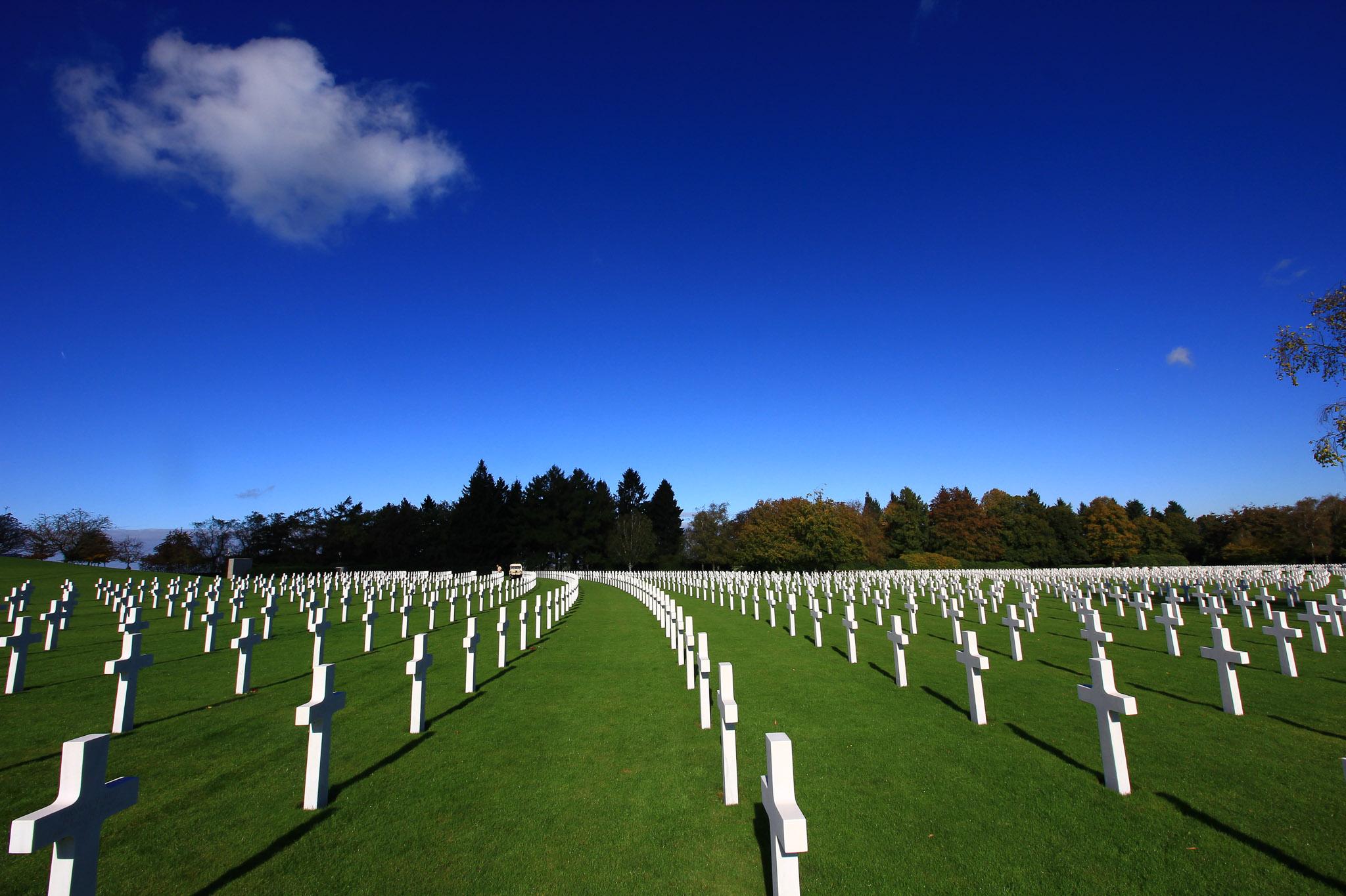 Cemetery Henri-Chapelle, Belgium