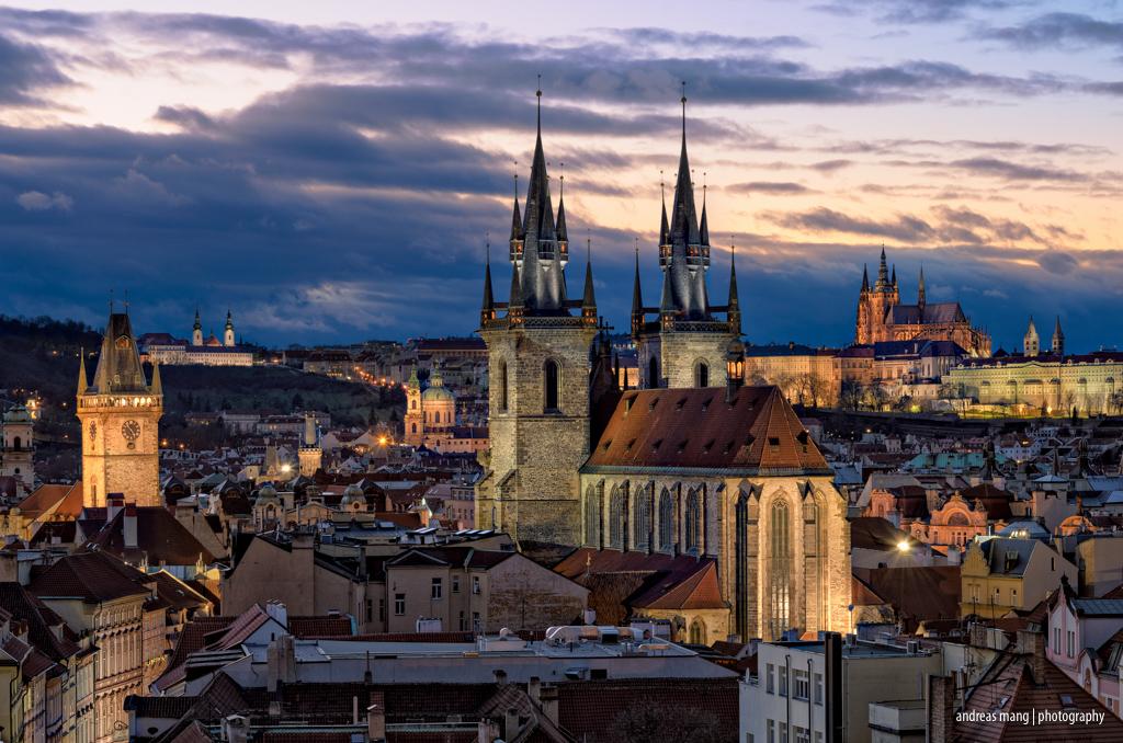 City of Towers, Czech Republic