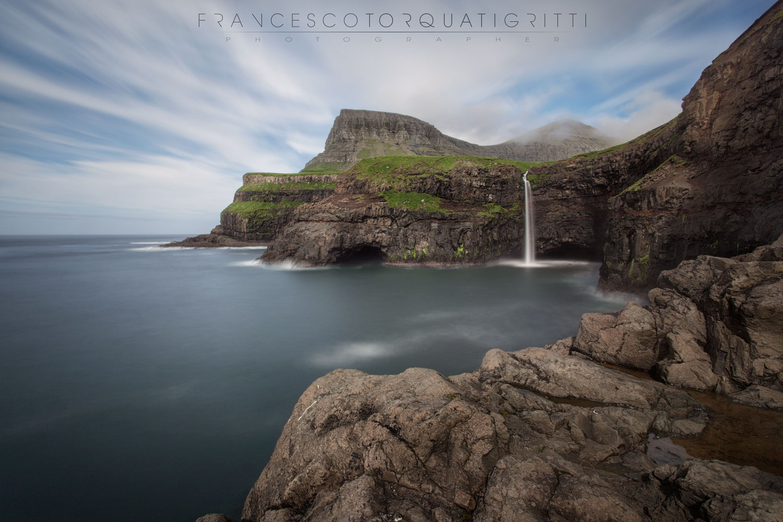 falling awake in a mad world, Faroe Islands