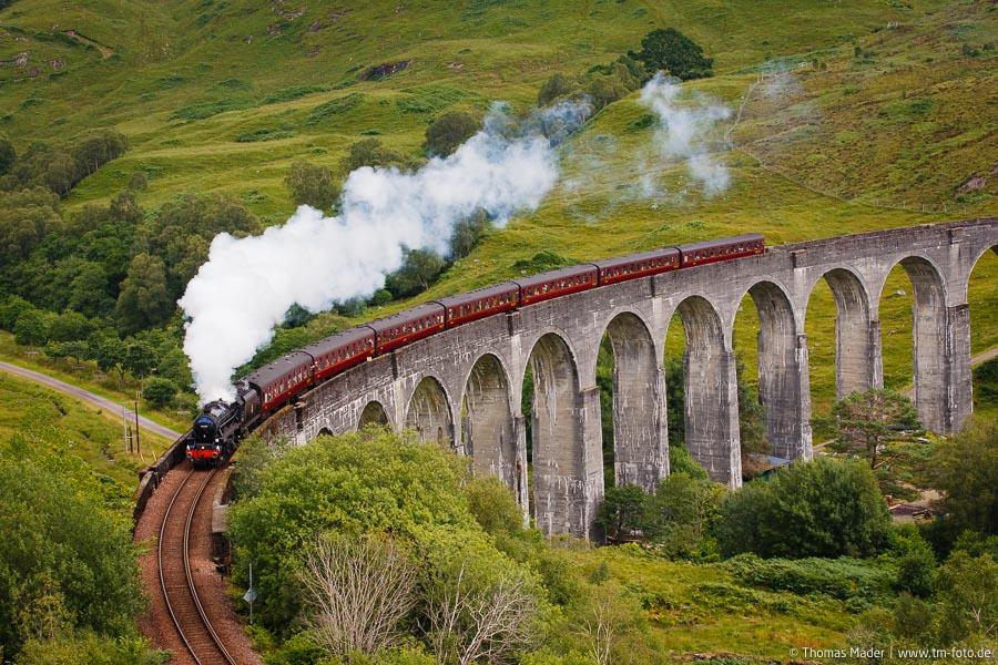Glenfinnan Viaduct, United Kingdom