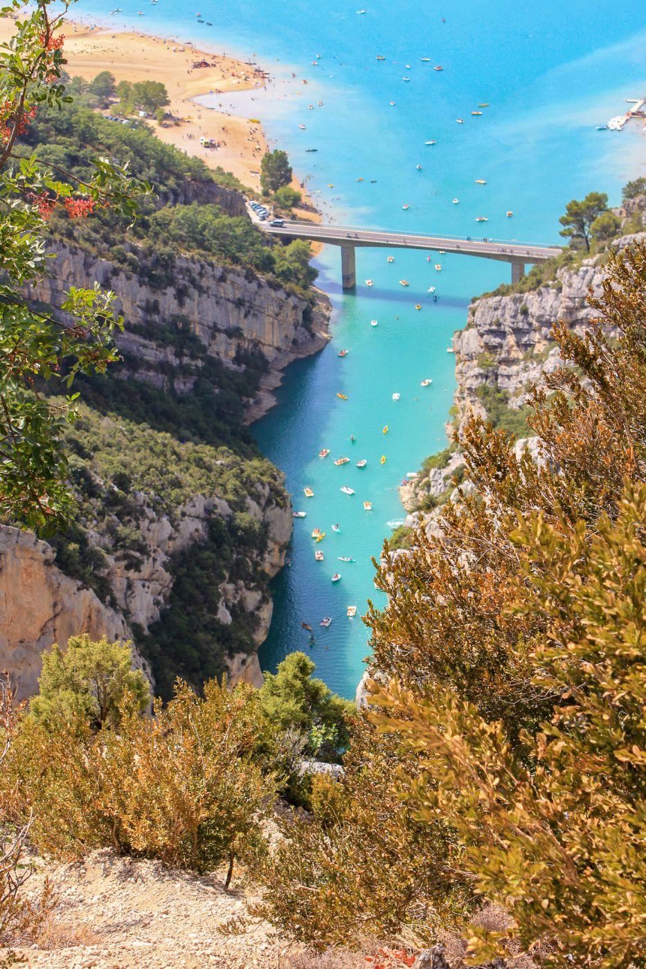 Grand canyon du verdon france - Location gorge du verdon avec piscine ...