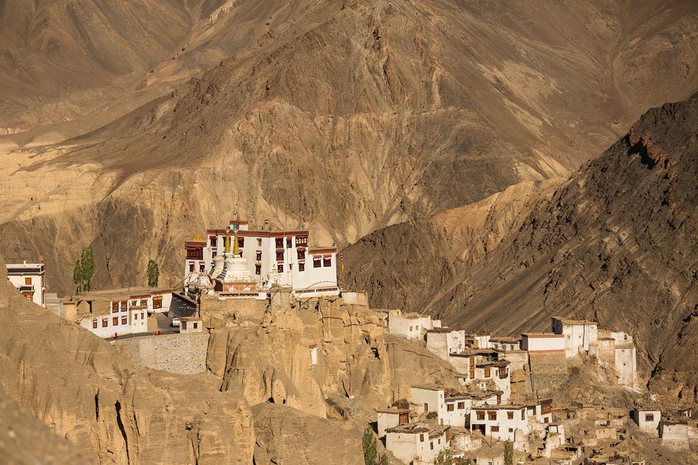 Monastery Lamayuru, India
