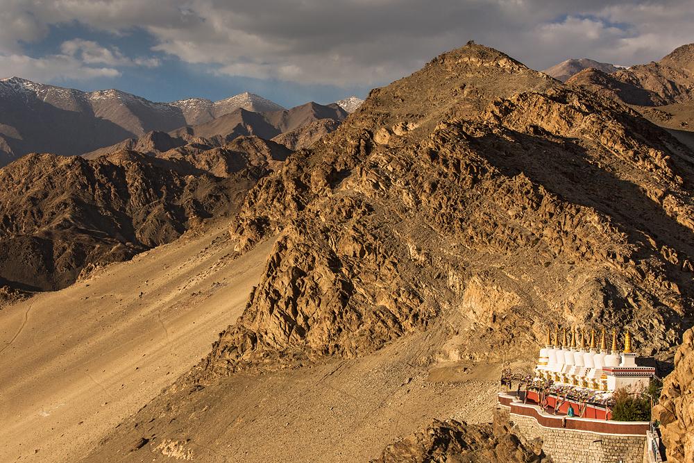 Monastery Thiksey, India