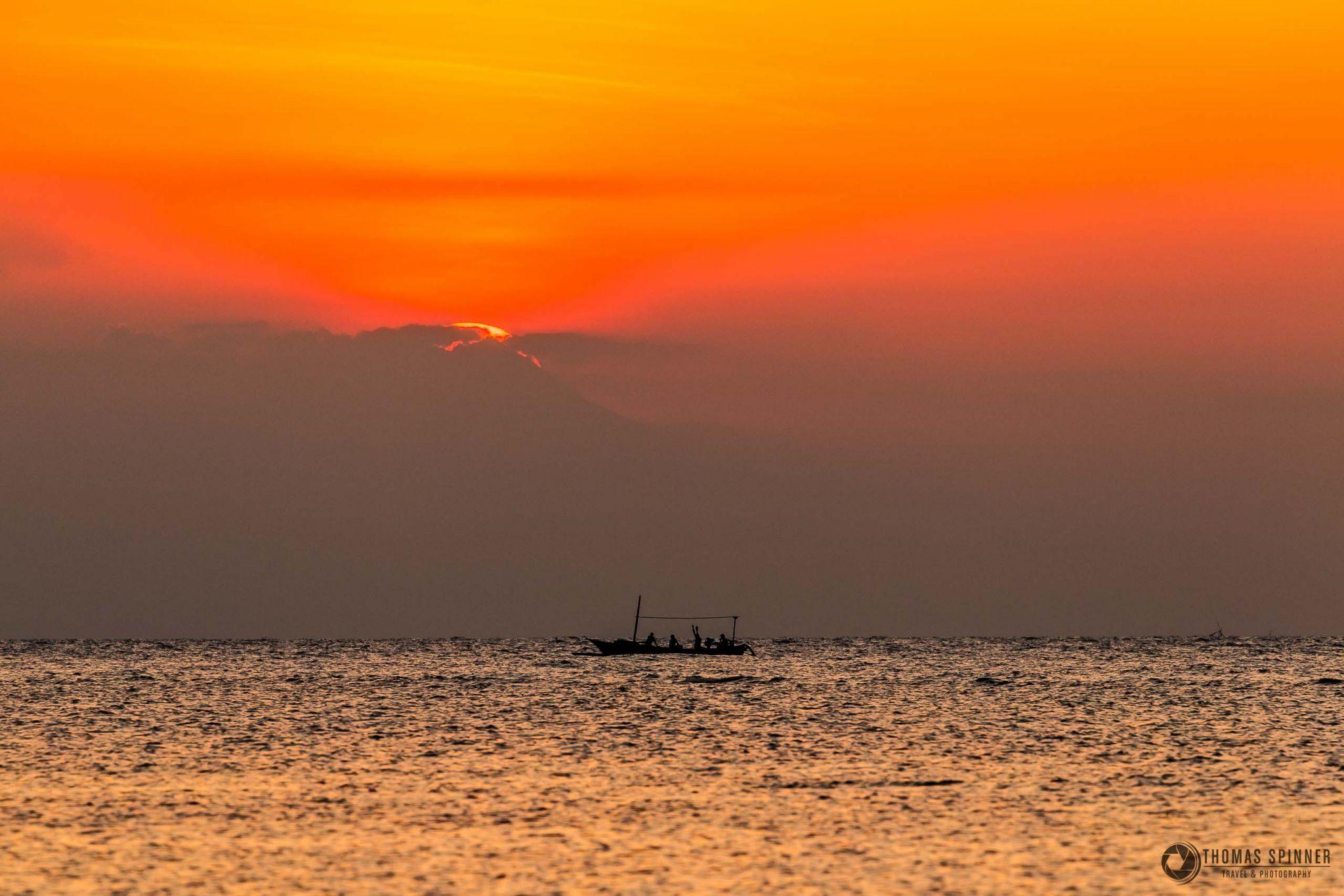 Lovina Beach, Indonesia