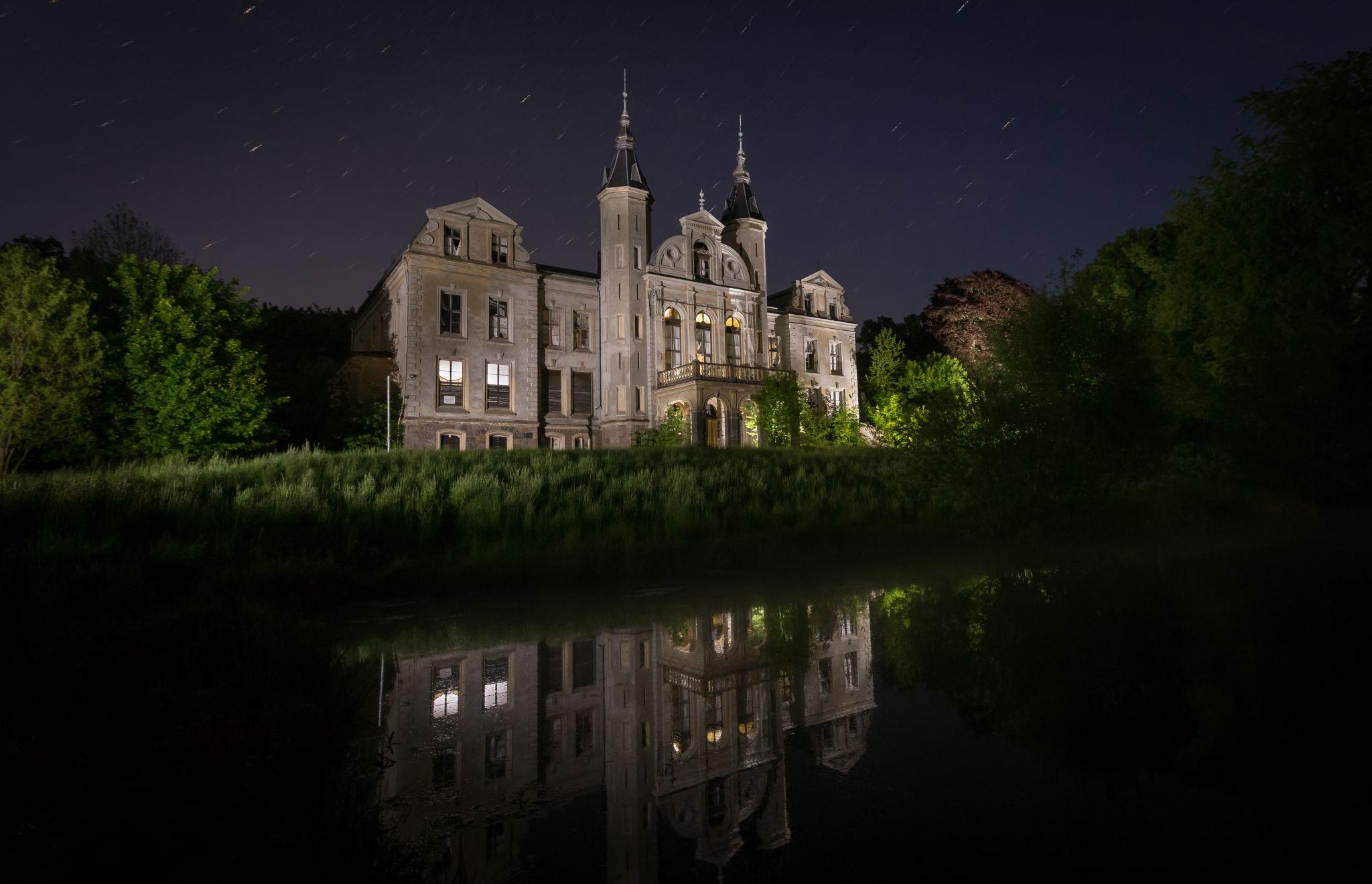 Mallin Castle, Germany