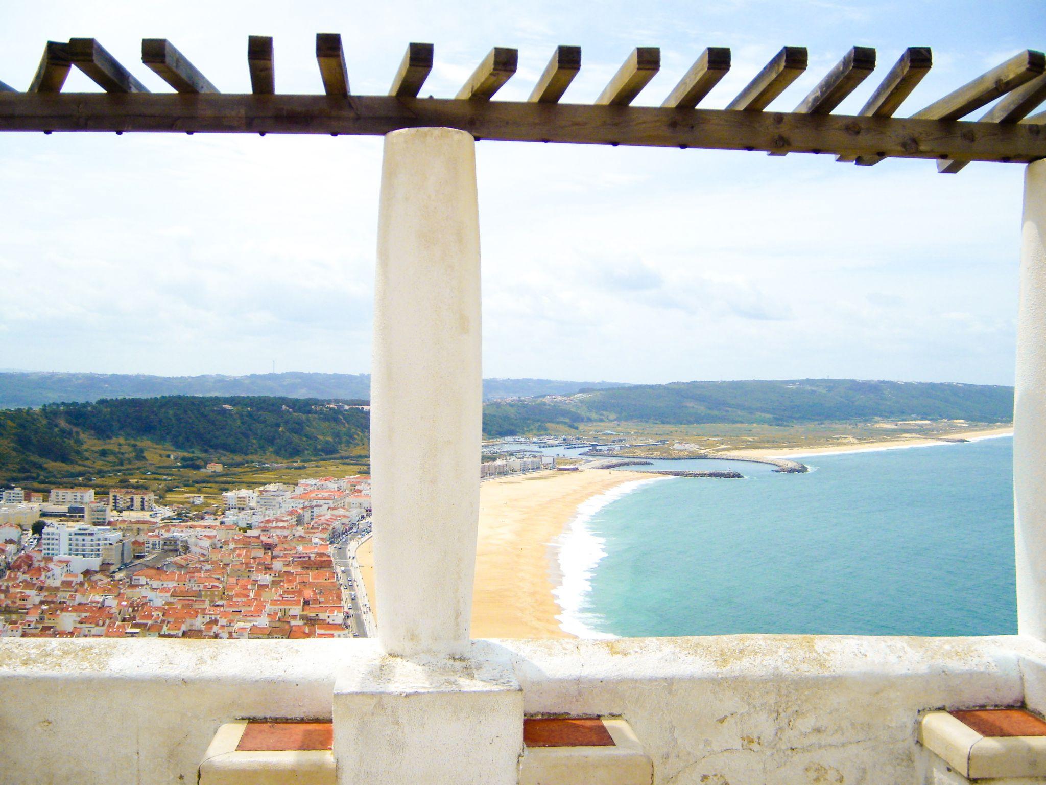Miradouro do Suberco, Nazaré, Portugal