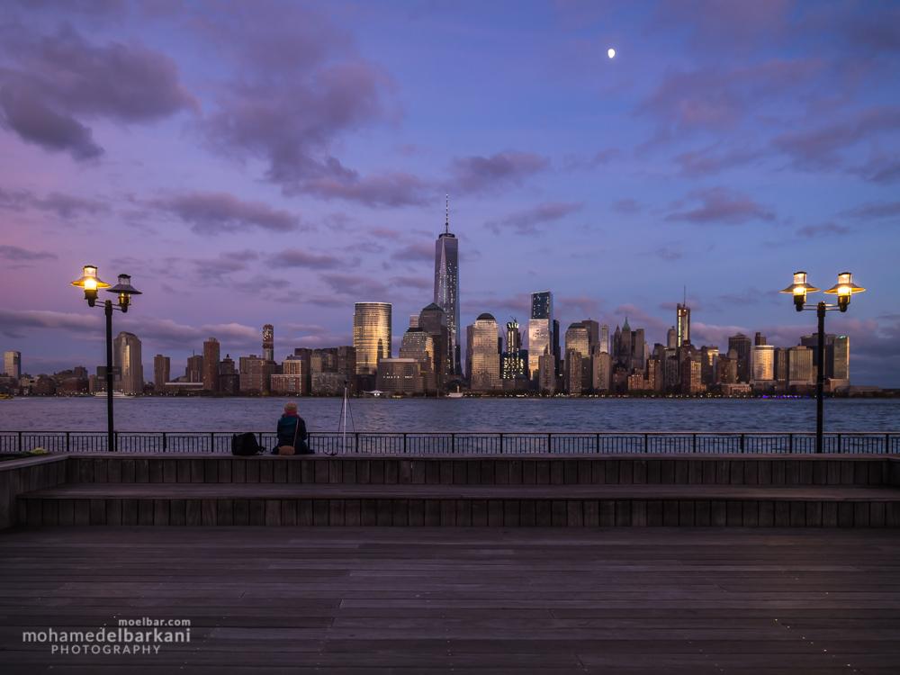 New York Sunset, USA