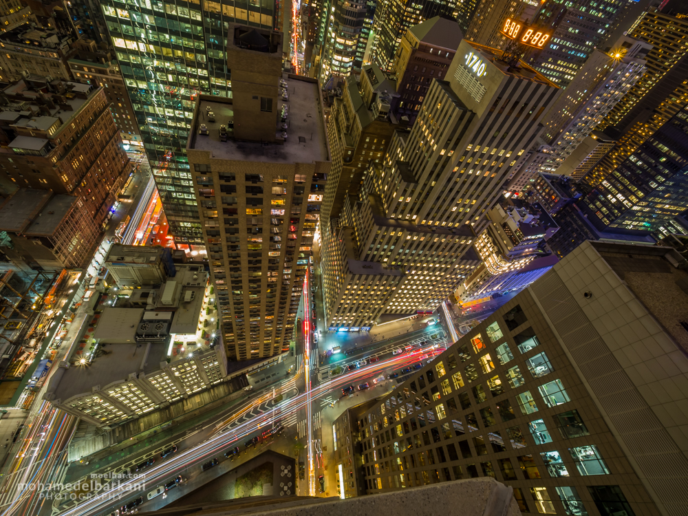 New York Vertigo, USA