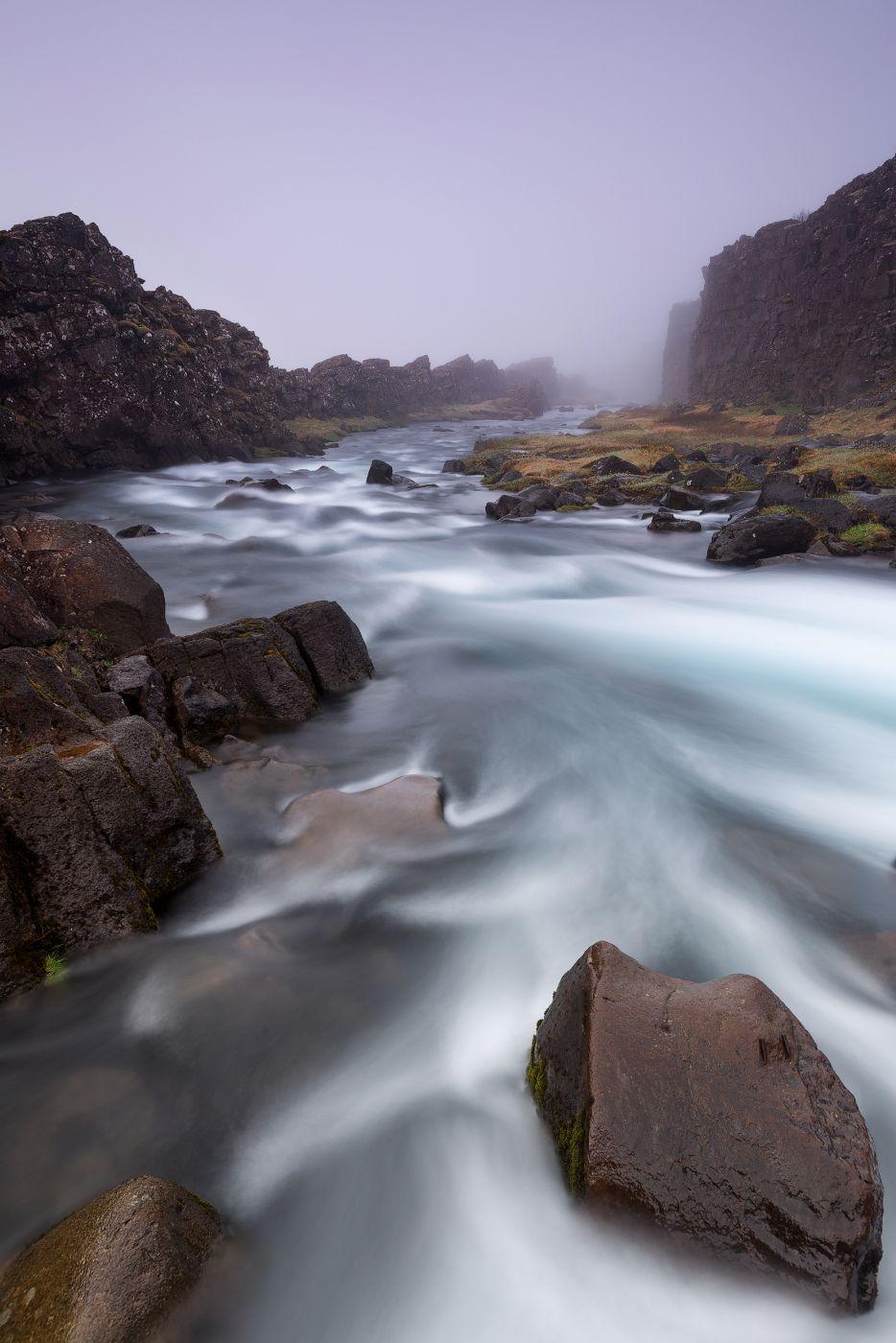 Öxara River, Iceland