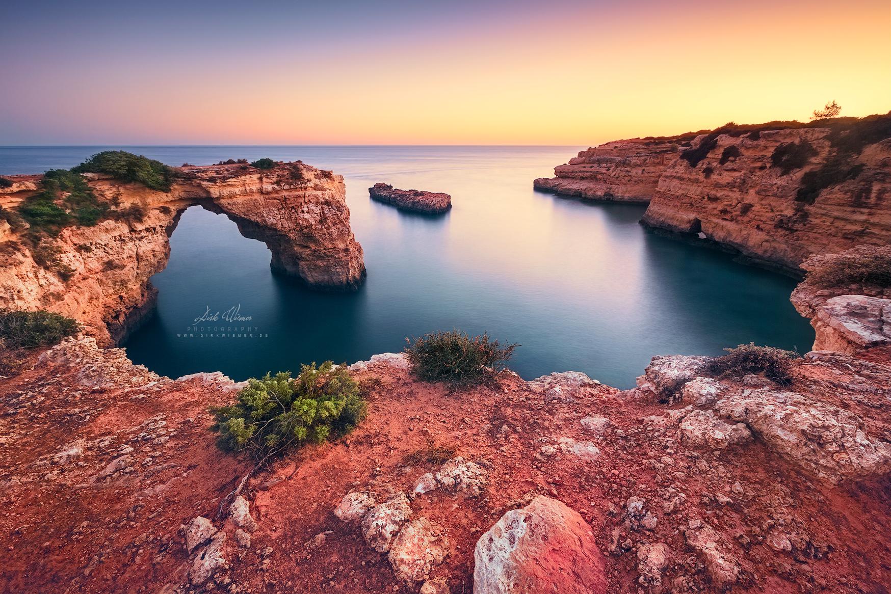 Pirates and smugglers cove (Praia de Albandeira / Algarve), Portugal