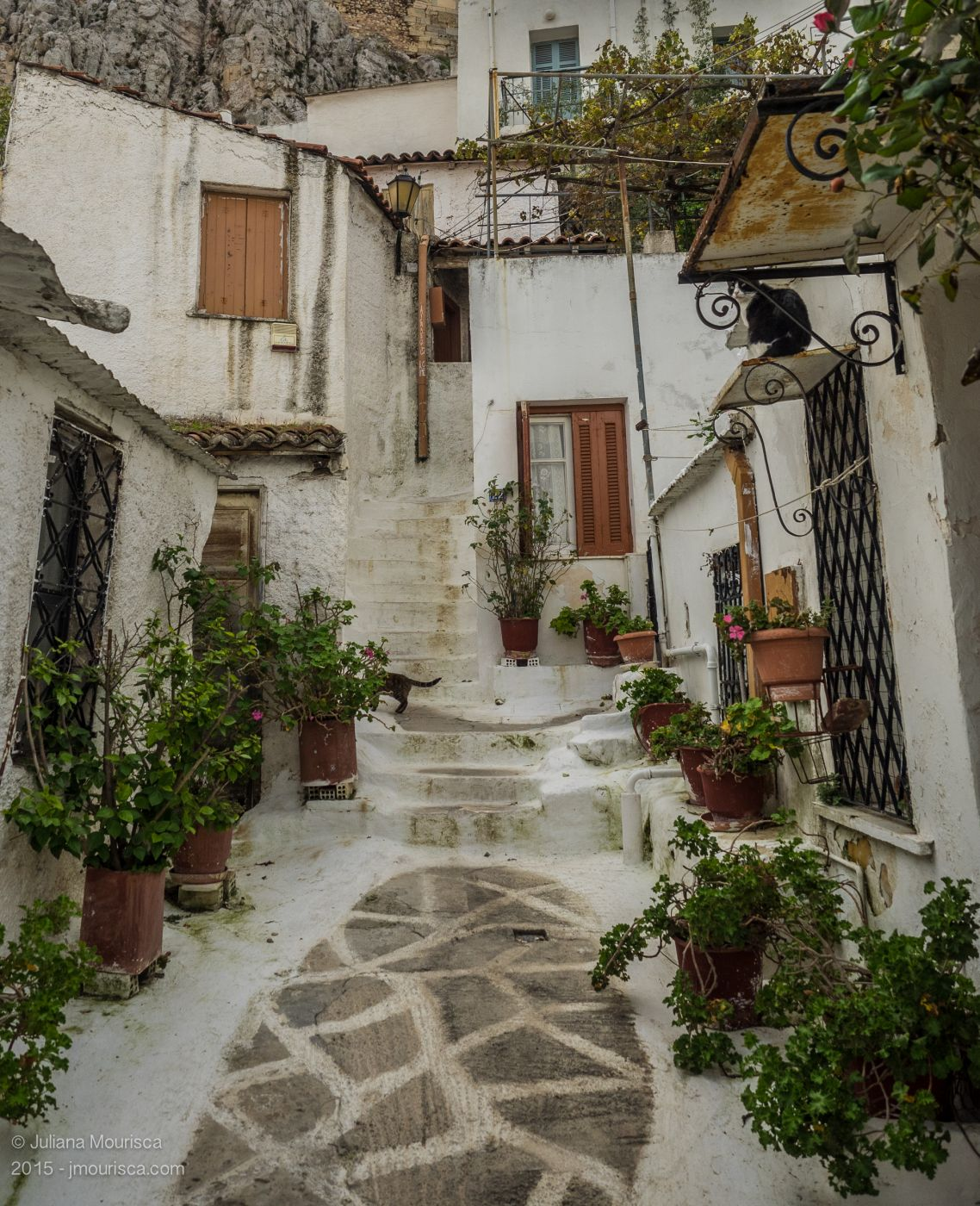 Plaka - Athens, Greece