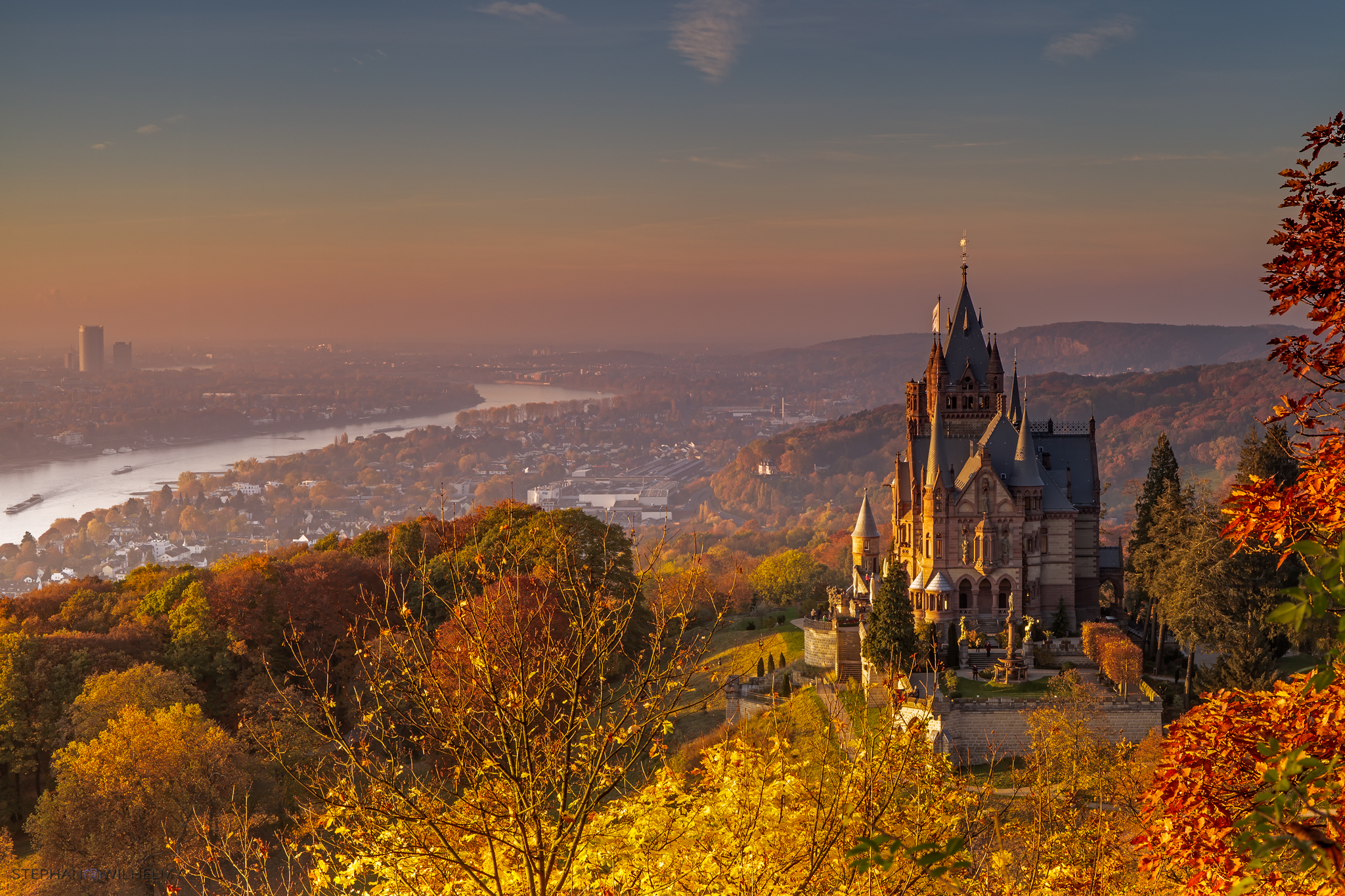 Schloss Drachenburg | Drachenfels, Germany