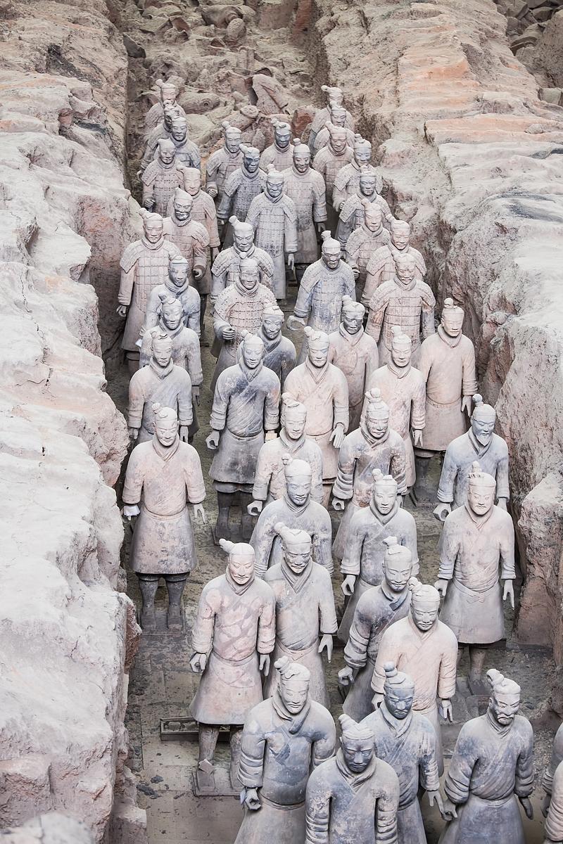 Terracotta Army, China