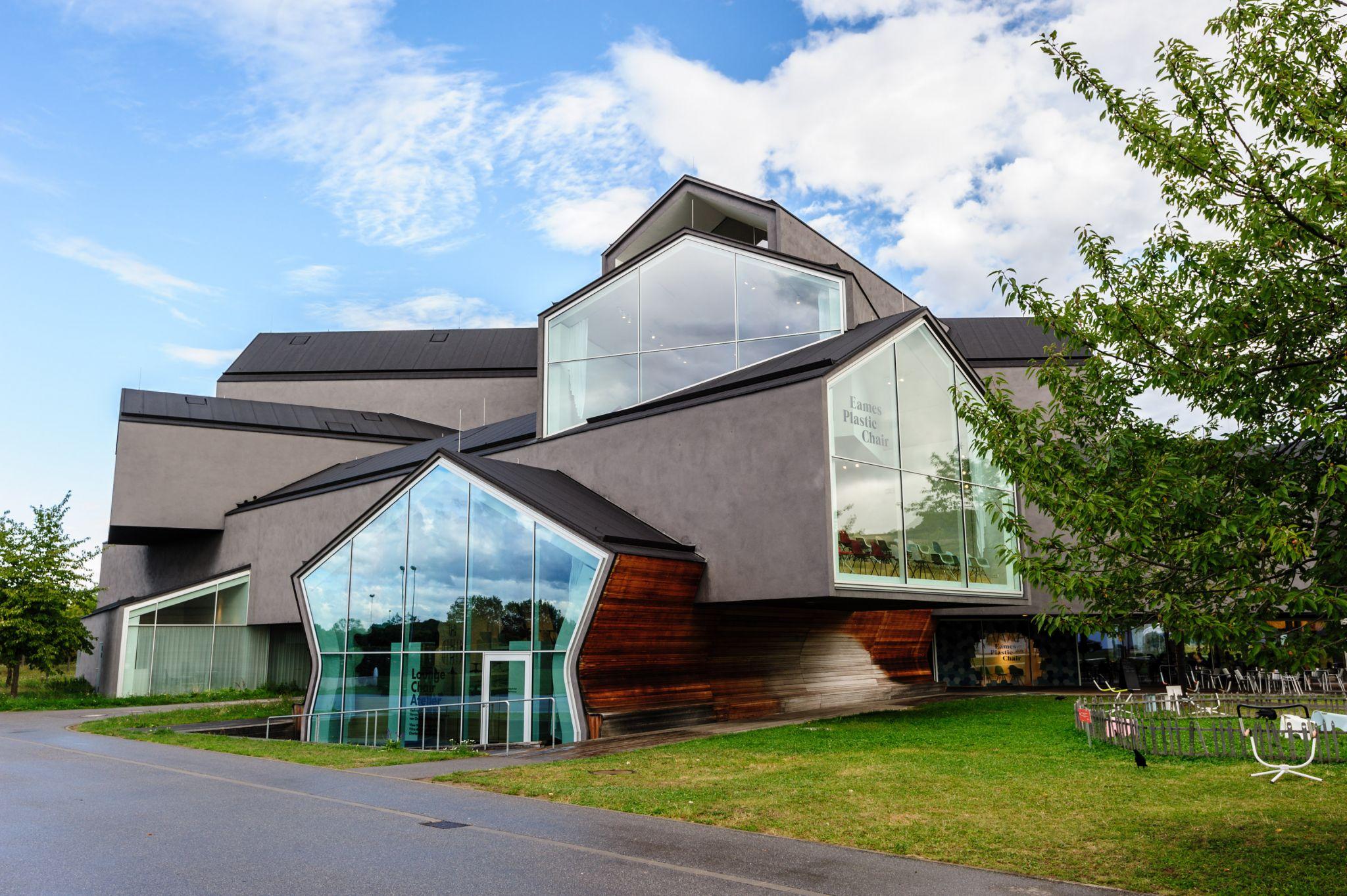Vitra Design Showroom, Germany
