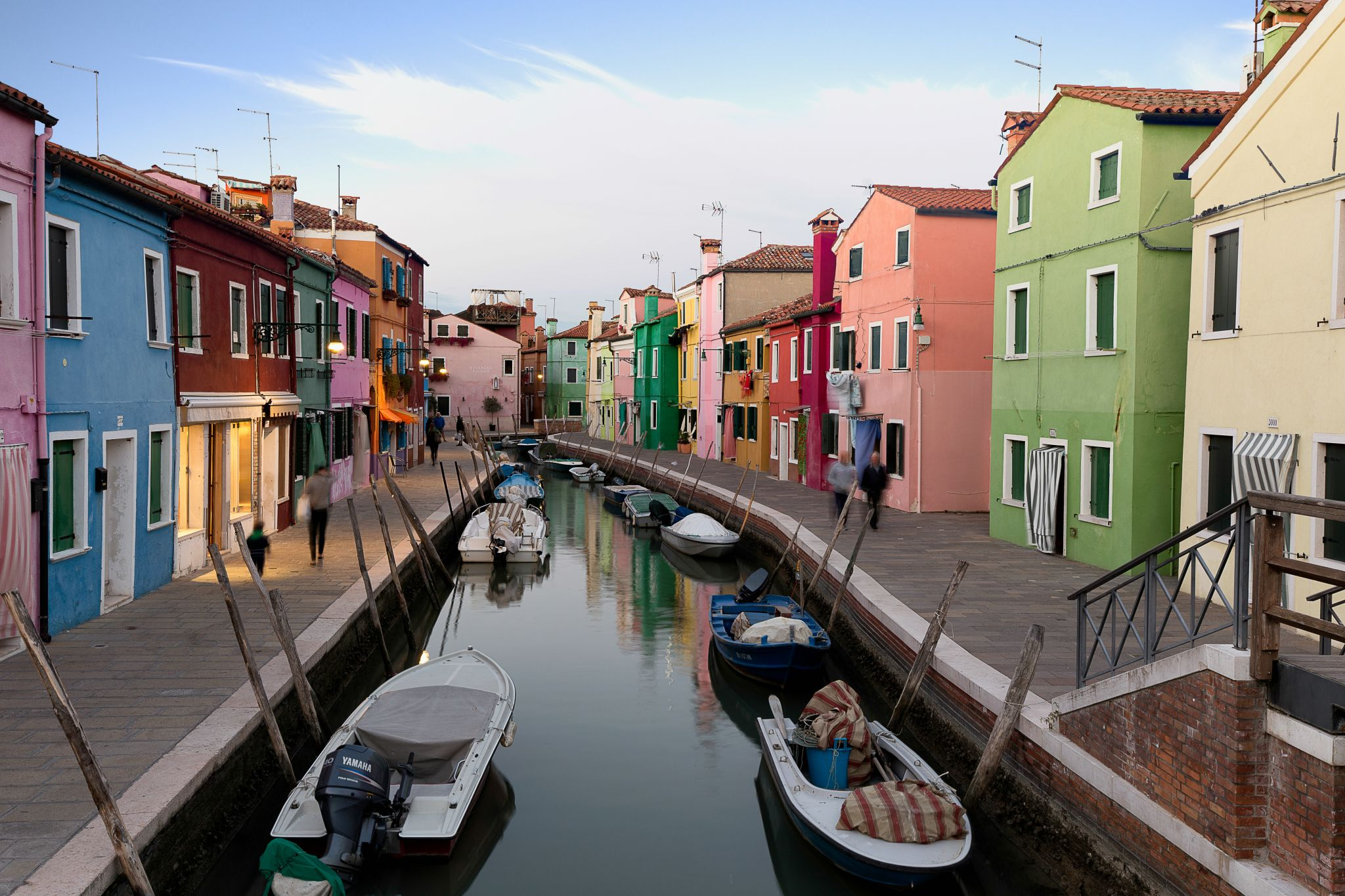 Colour Houses, Italy