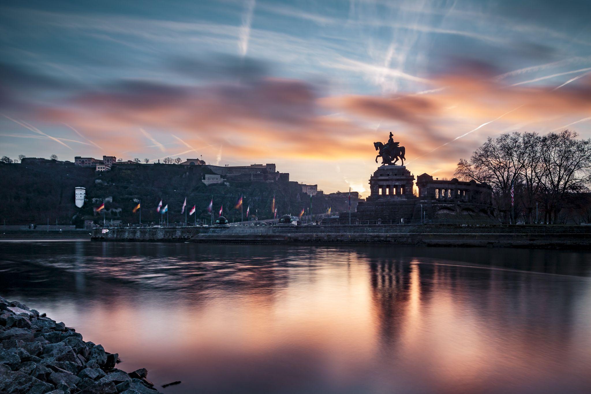 Der Reiter, Koblenz, Germany