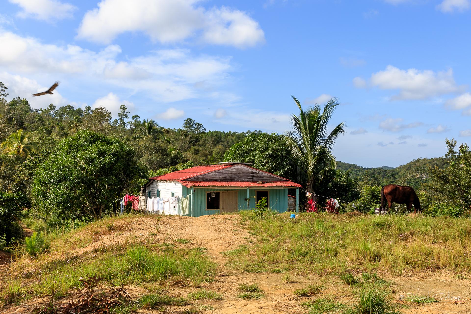 Farmhouse, Cuba