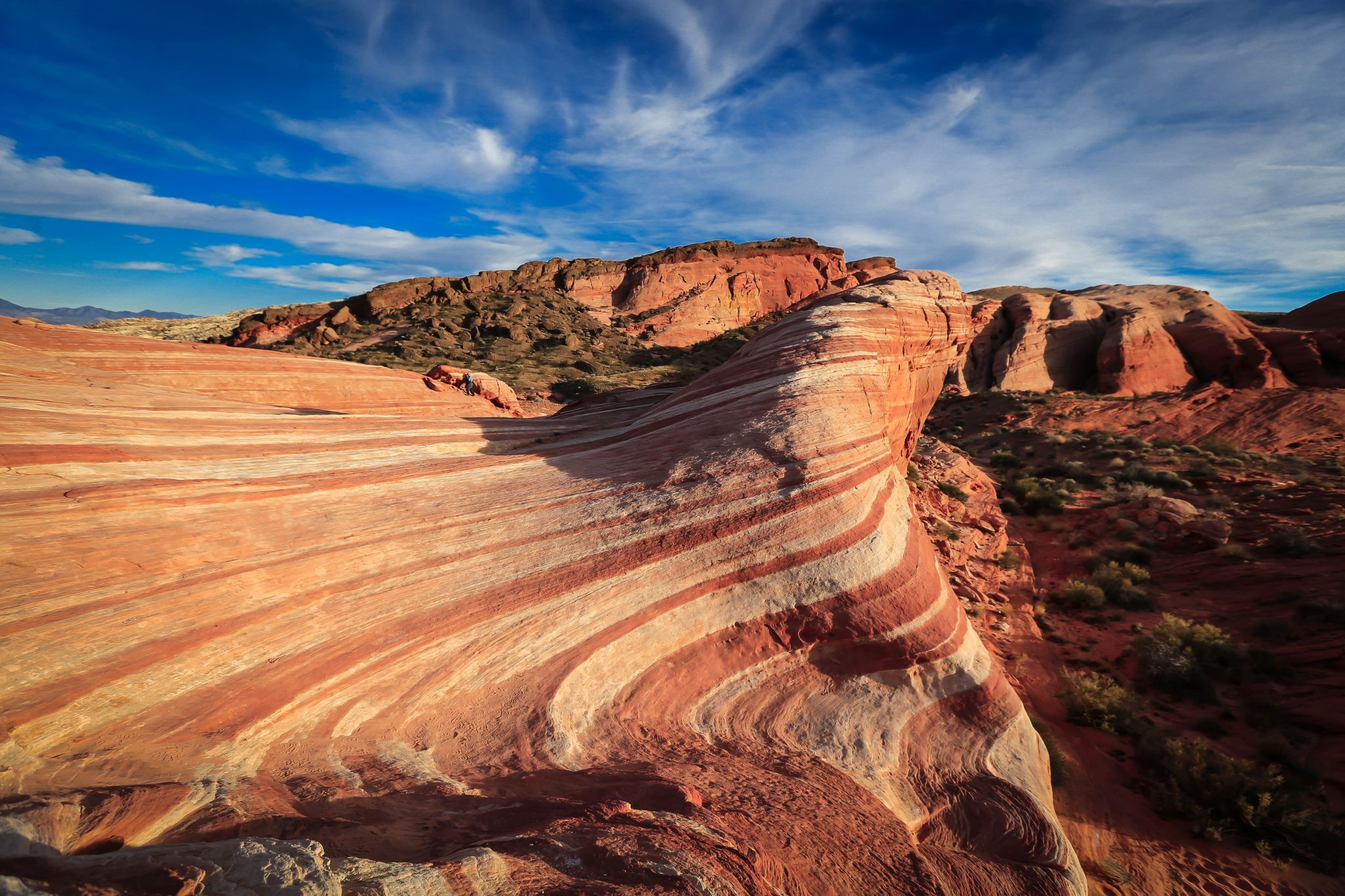 Fire Wave, Valley of Fire State Park, USA
