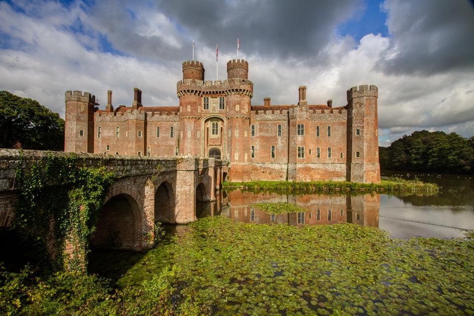 Herstmonceux Castle, United Kingdom