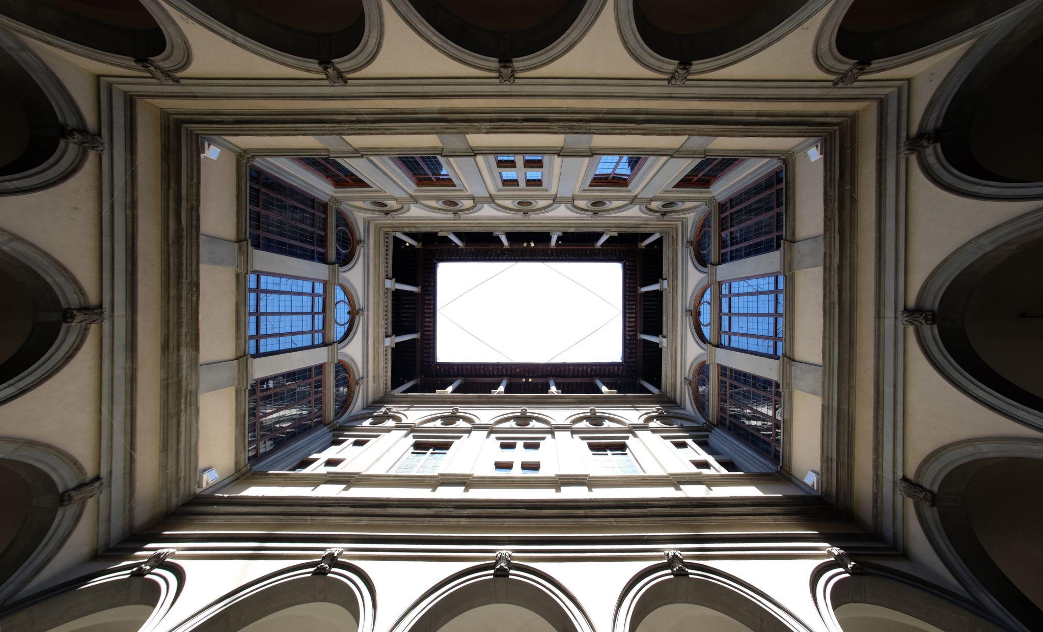 Palazzo Strozzi, Italy