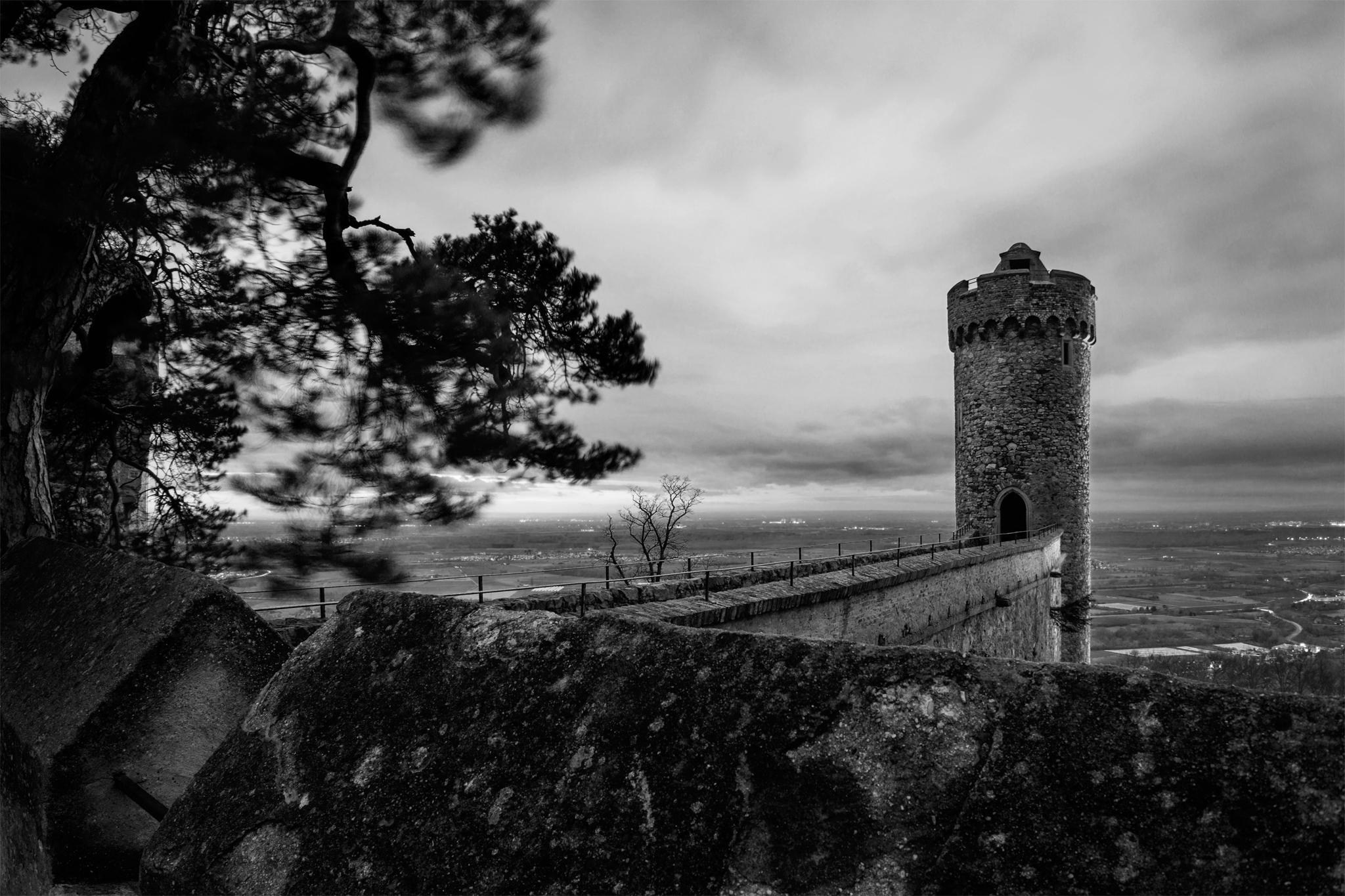 Auerbach Castle, Germany