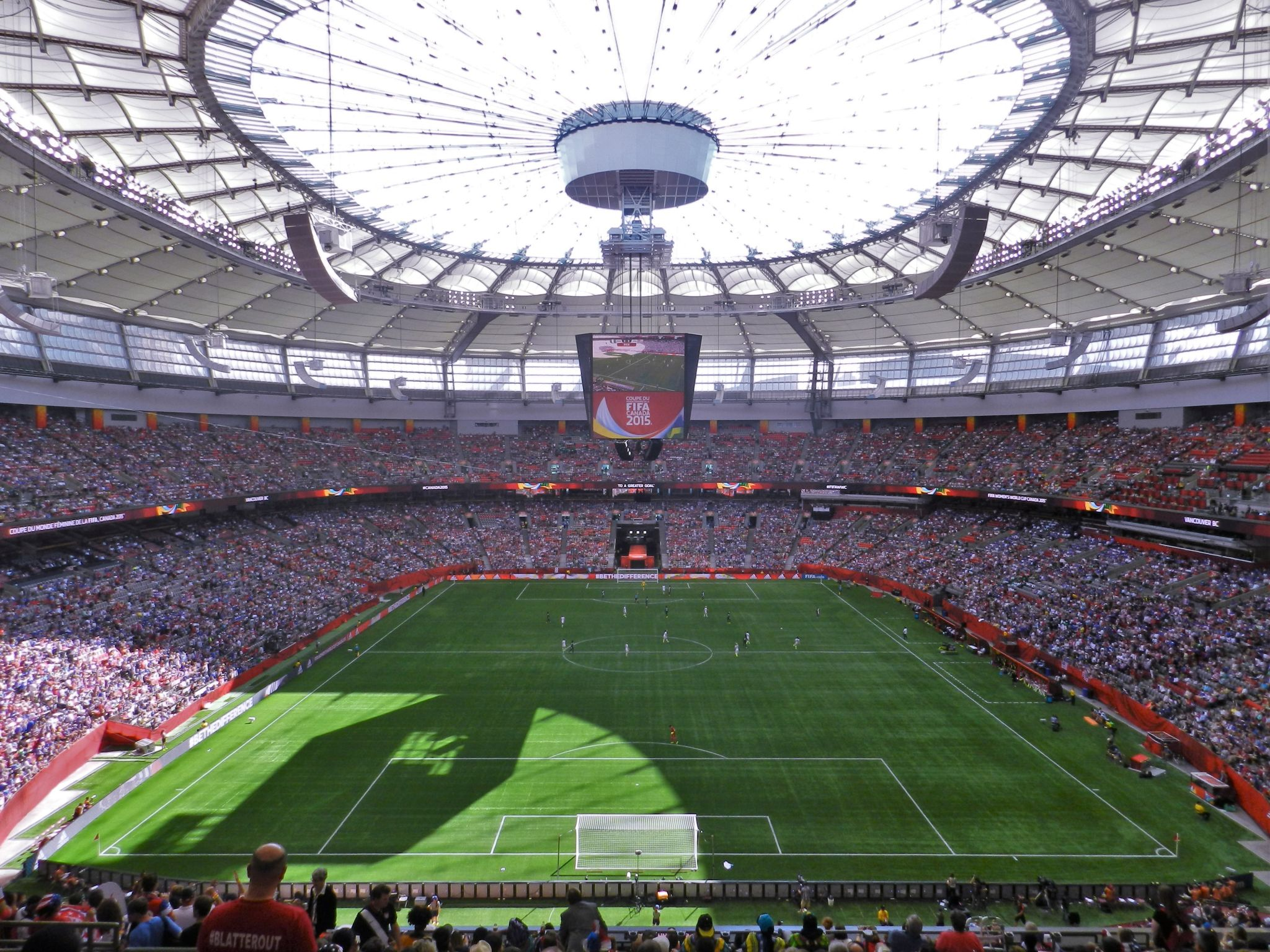 BC Place, Canada