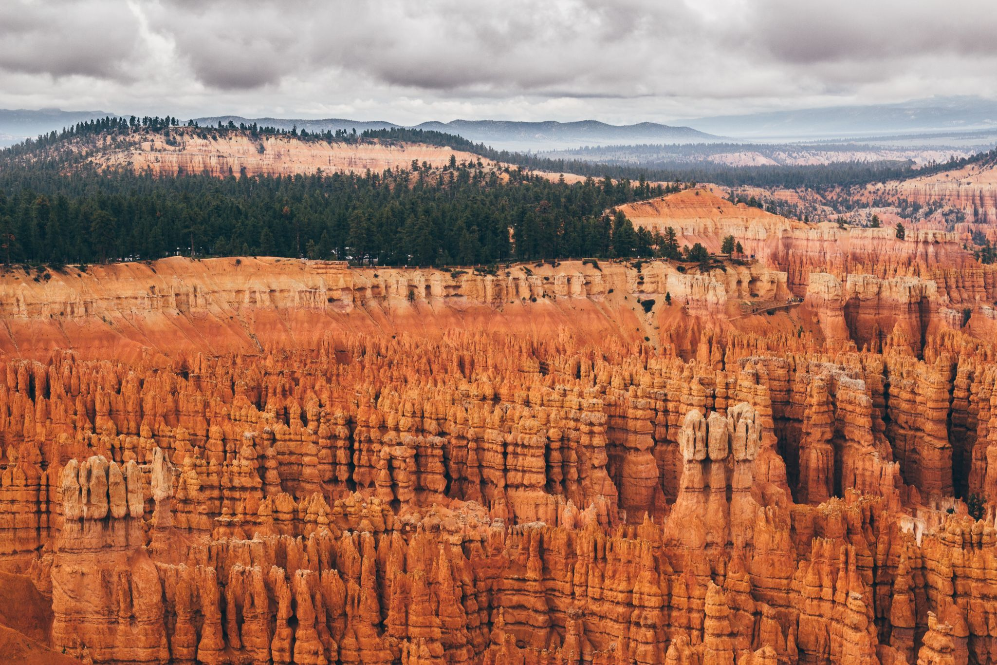 Bryce Point, Bryce Canyon National Park, USA