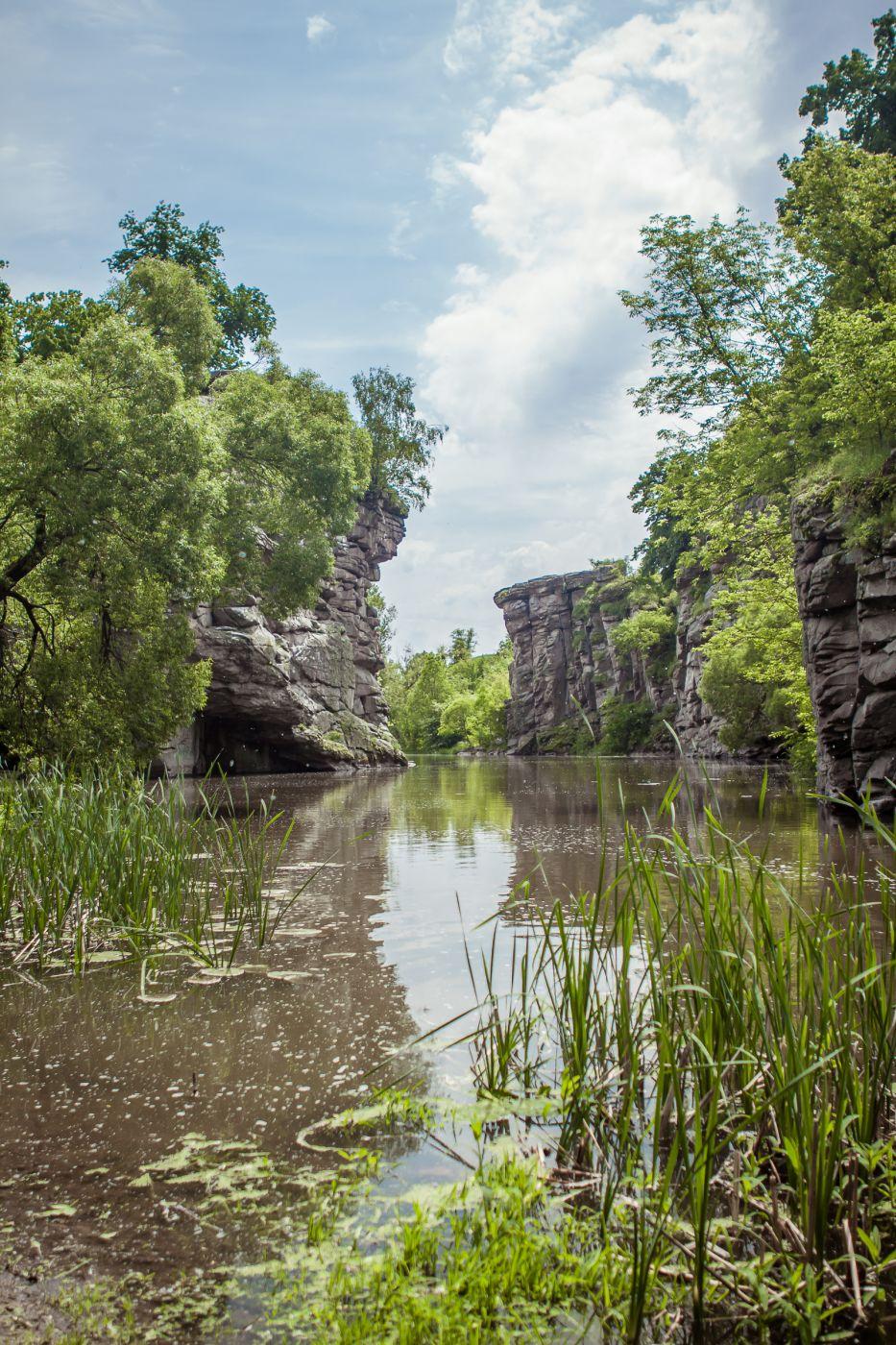Buky Canyon, Ukraine