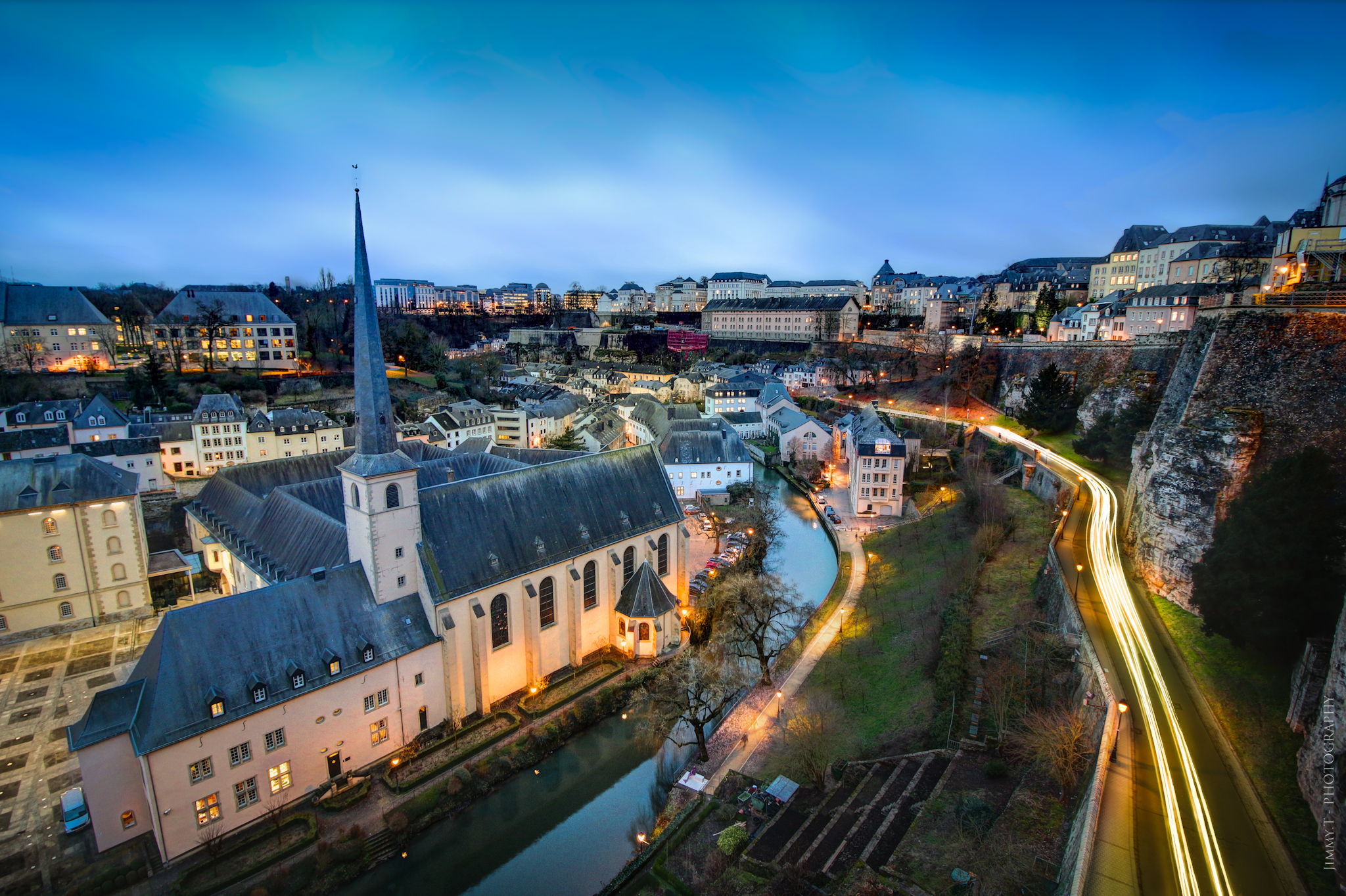 Casmates du block Luxembourg city, Luxembourg