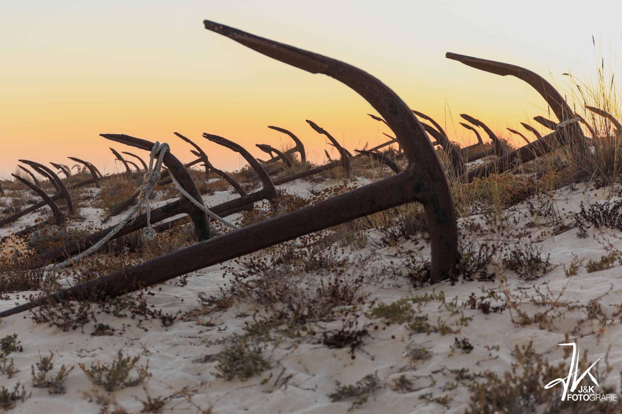 Cemetery of Anchors, Portugal