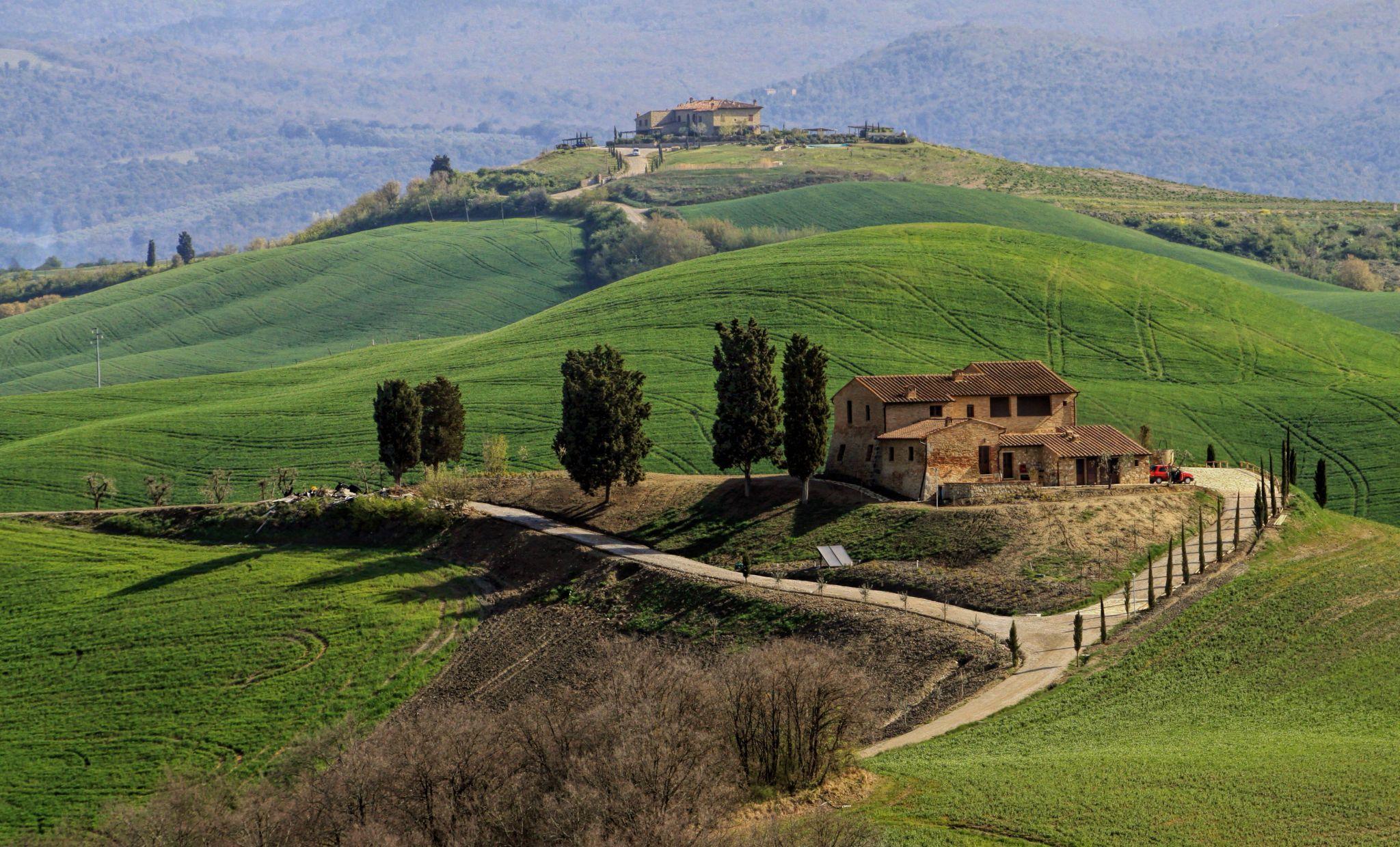 Crete Senesi, Italy