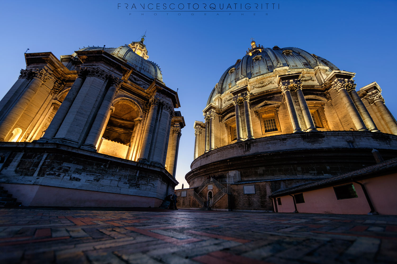 Cupole di San Pietro, Vatican City State