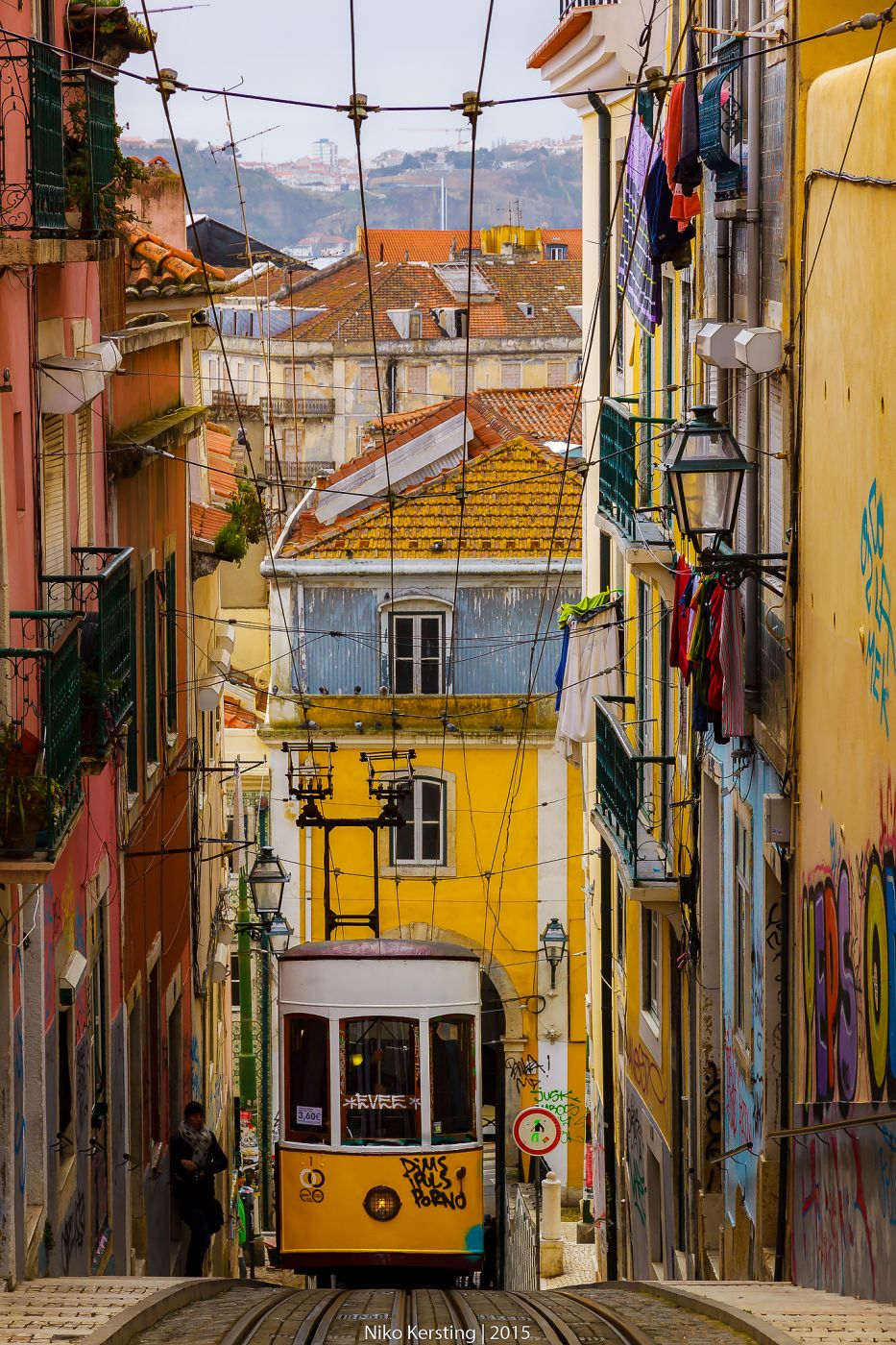Elevador da Bica, Portugal
