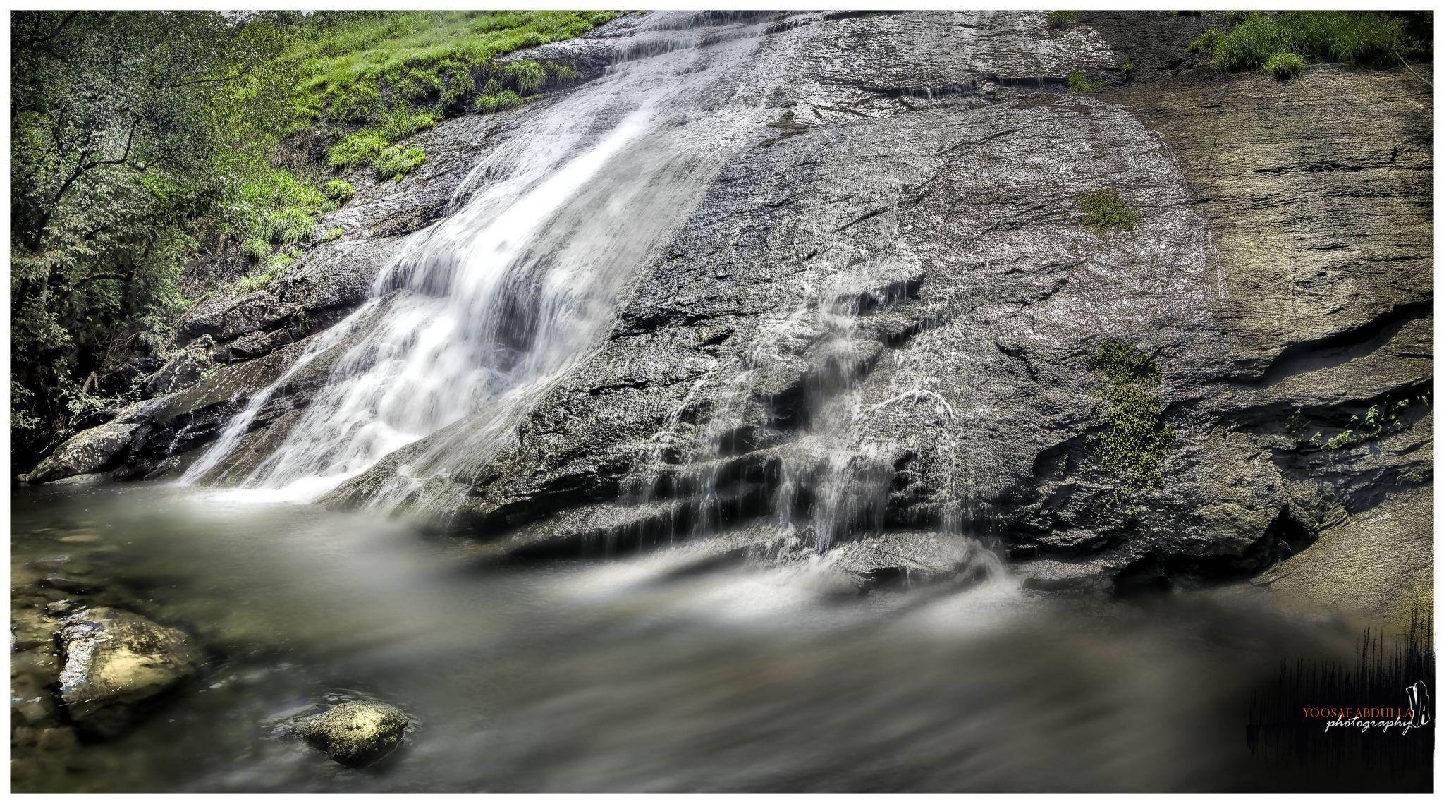 Falls @ Attapara, India