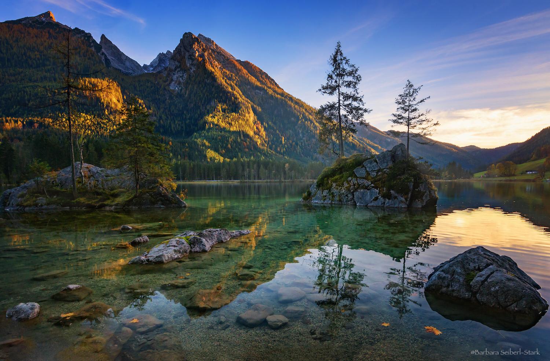 Hintersee (Bavaria), Germany