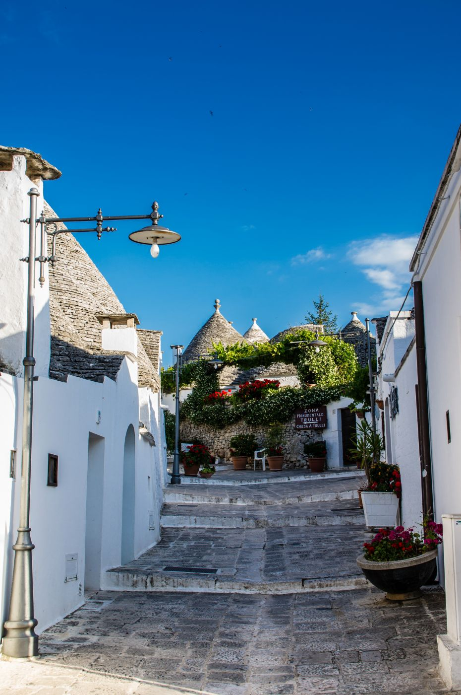 Historic centre of Alberobello, Italy