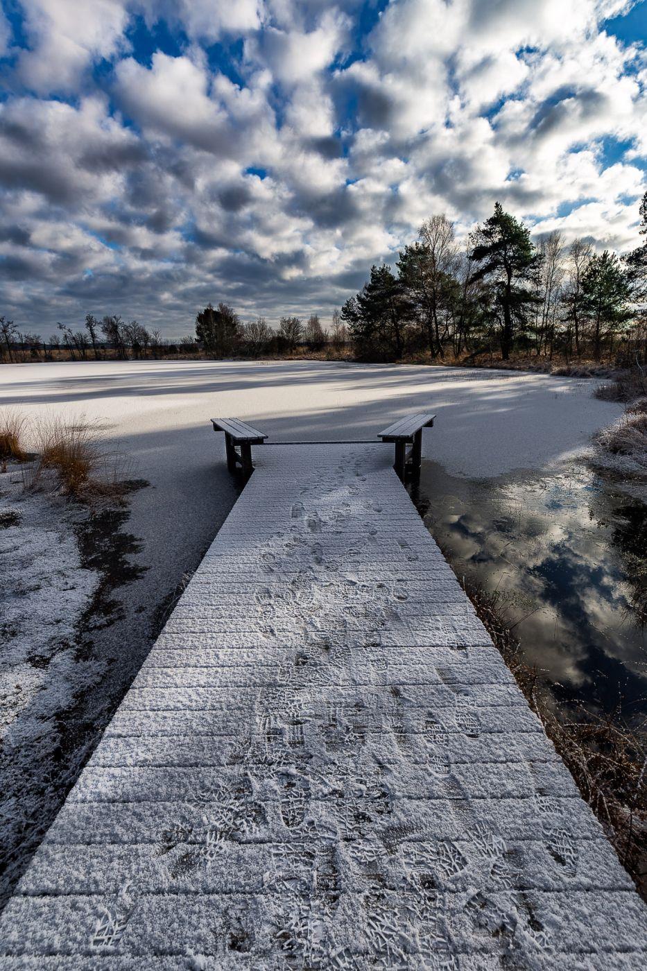 Lake Hoge Veluwe, Netherlands
