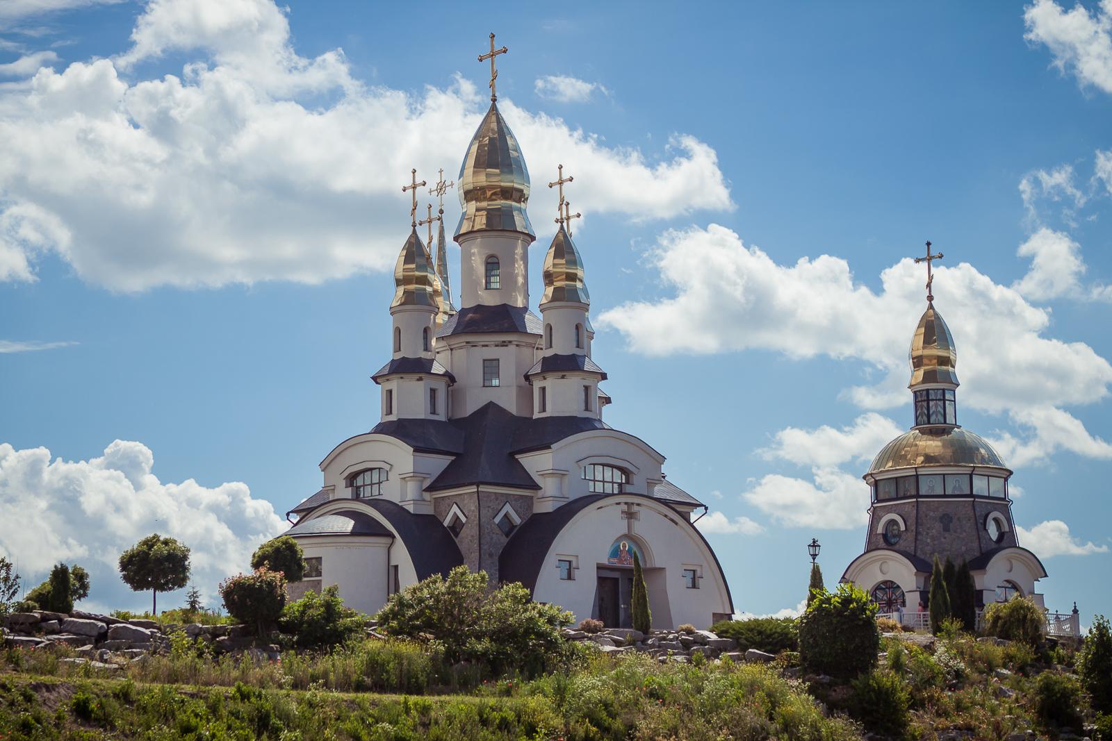 Landscape park(Buky village), Ukraine