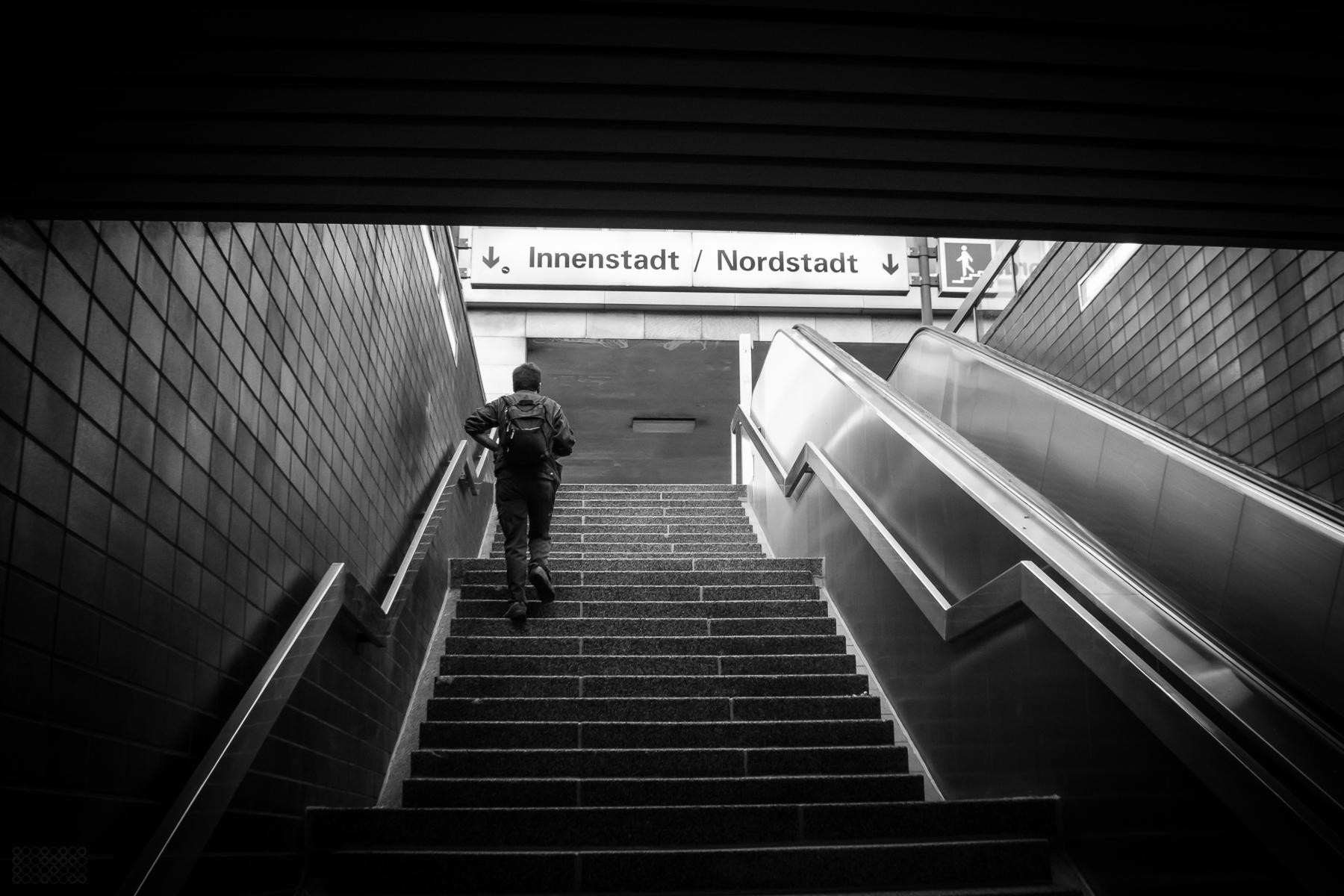 Main station Dortmund, Germany
