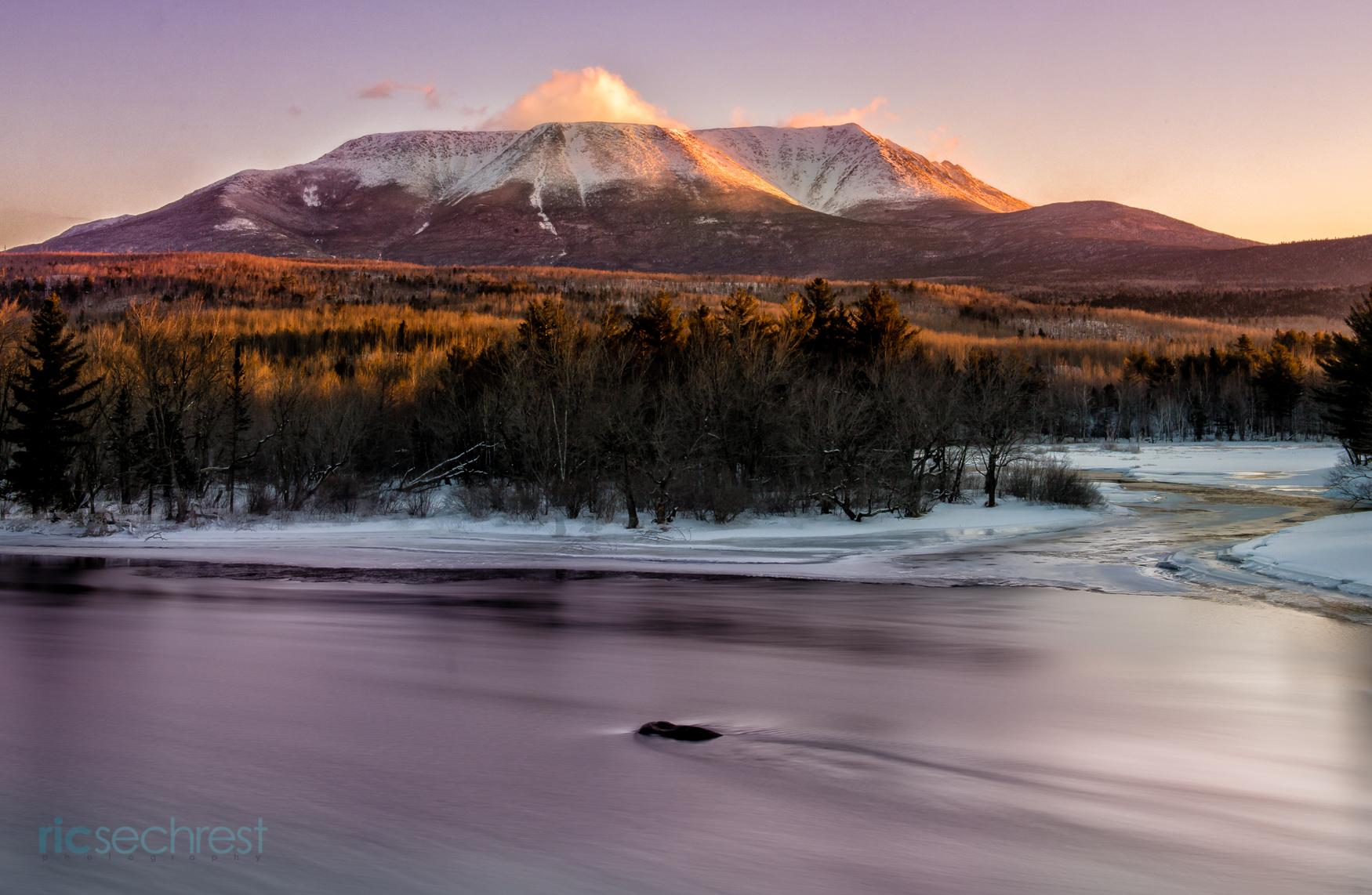 Mount Katahdin, USA