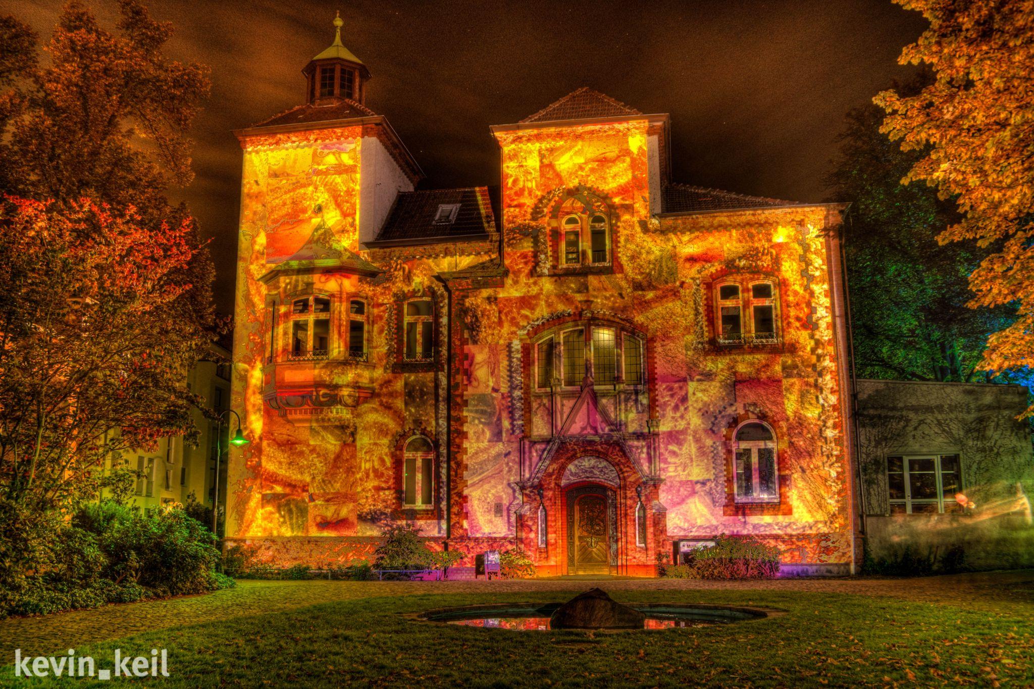 Music school of Recklinghausen, Germany