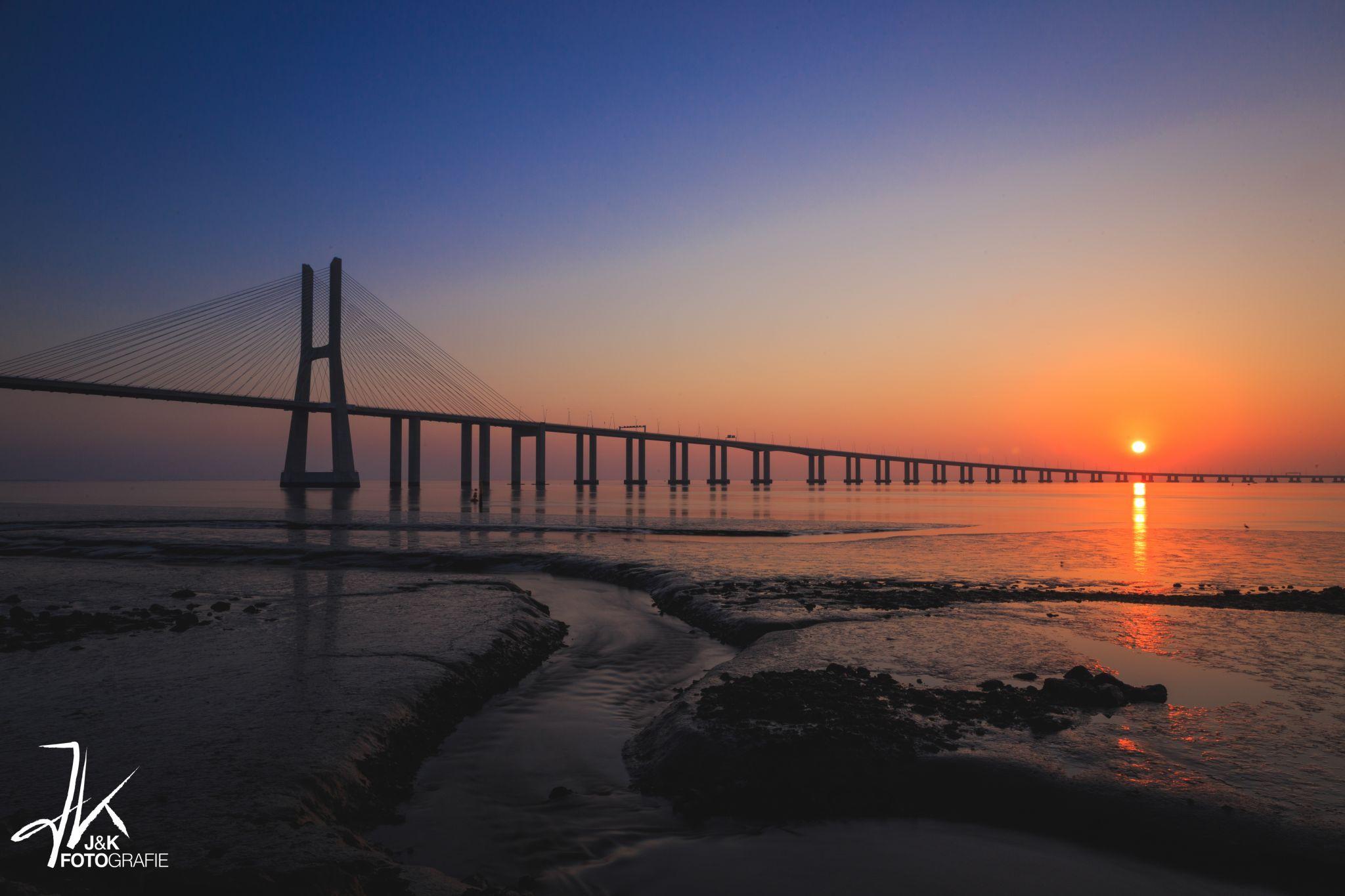 Ponte Vasco da Gamma, Portugal