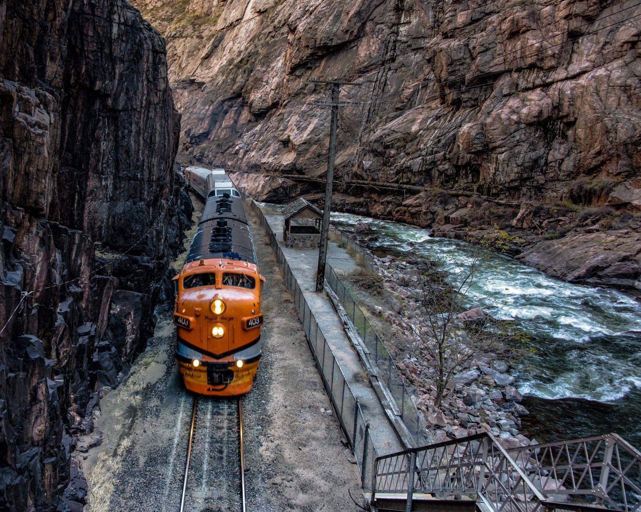 Royal Gorge, USA