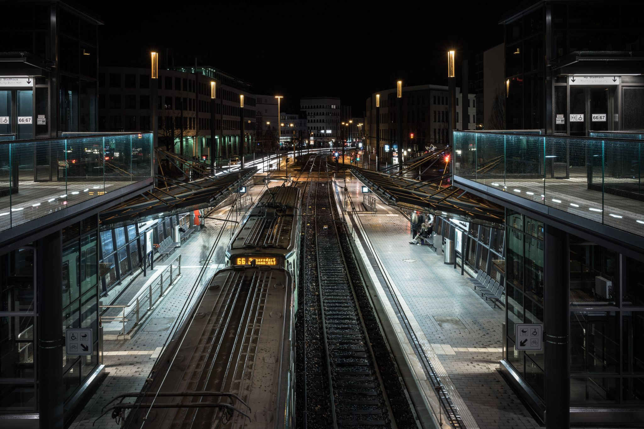 Stadthaus Station, Germany