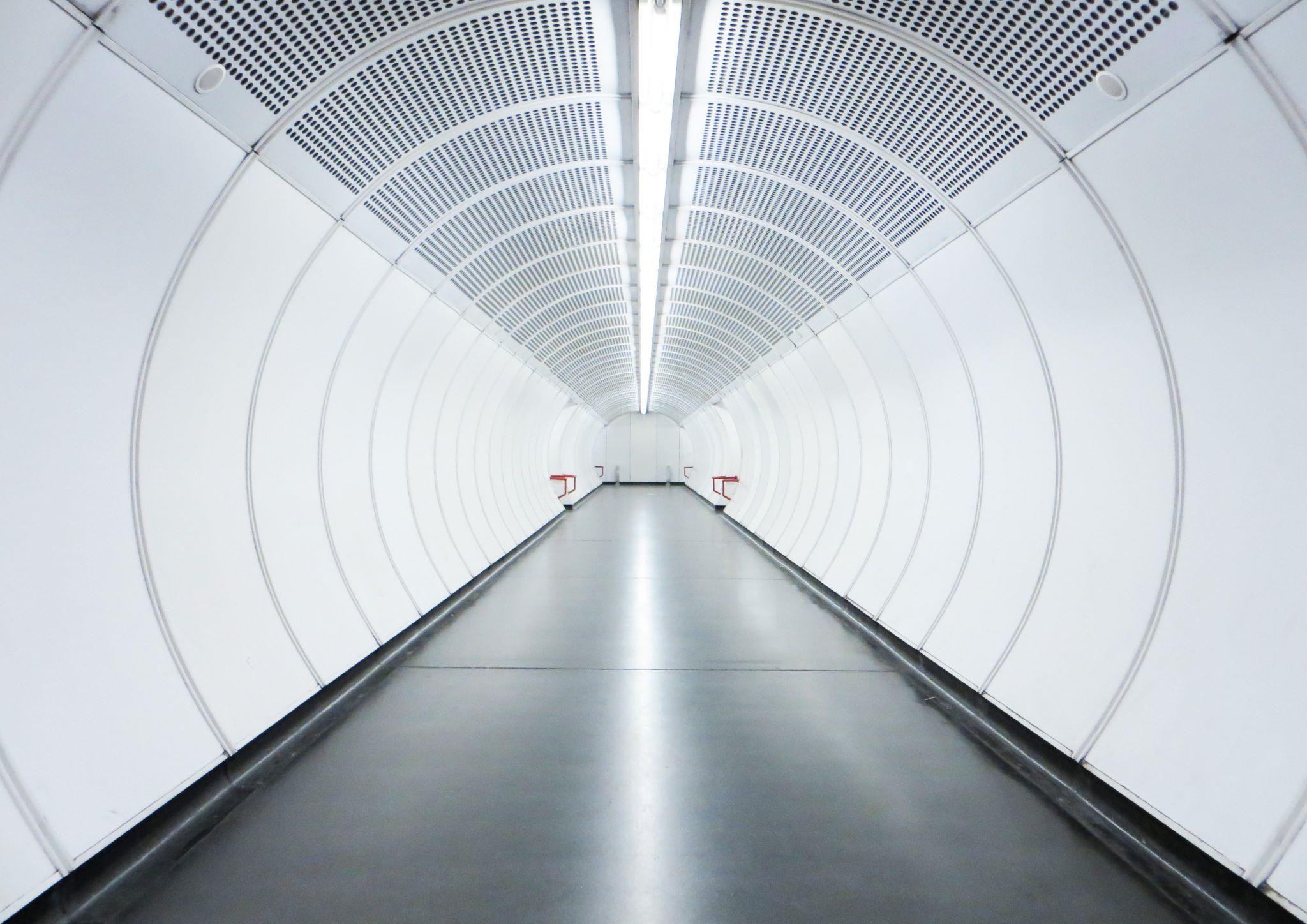 Südtiroler Platz - Subway Station, Austria