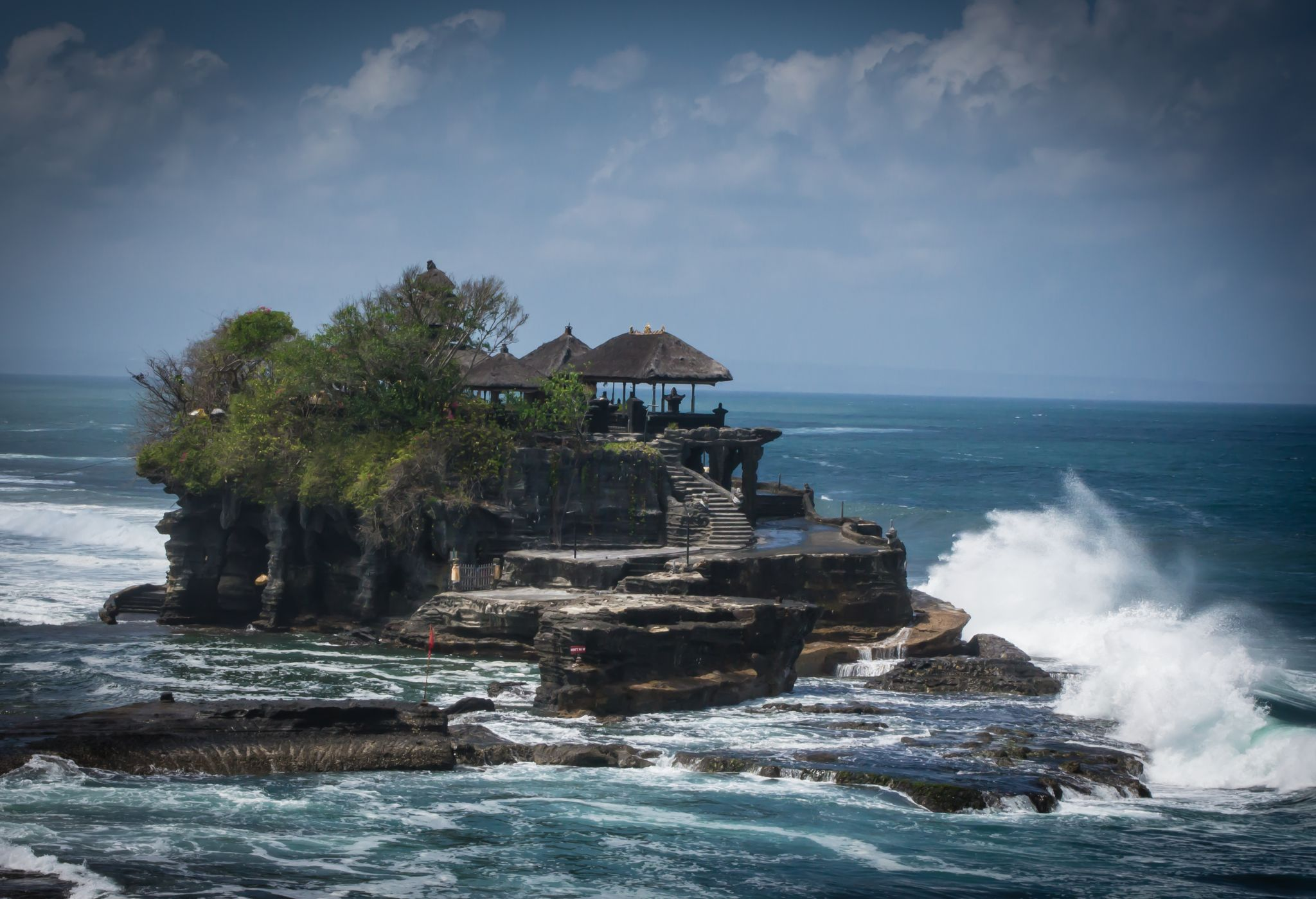 Tanah Lot Temple, Indonesia