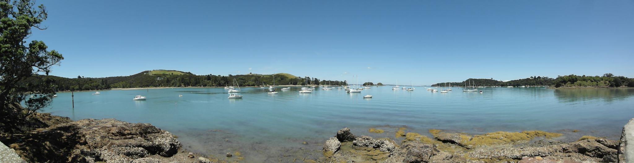 Waiheke Island Bike Tour, New Zealand