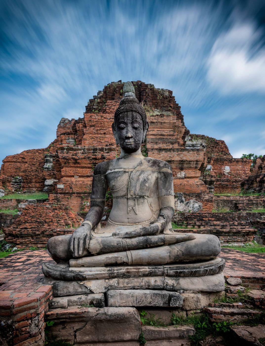 Wat Maha That Buddha, Thailand