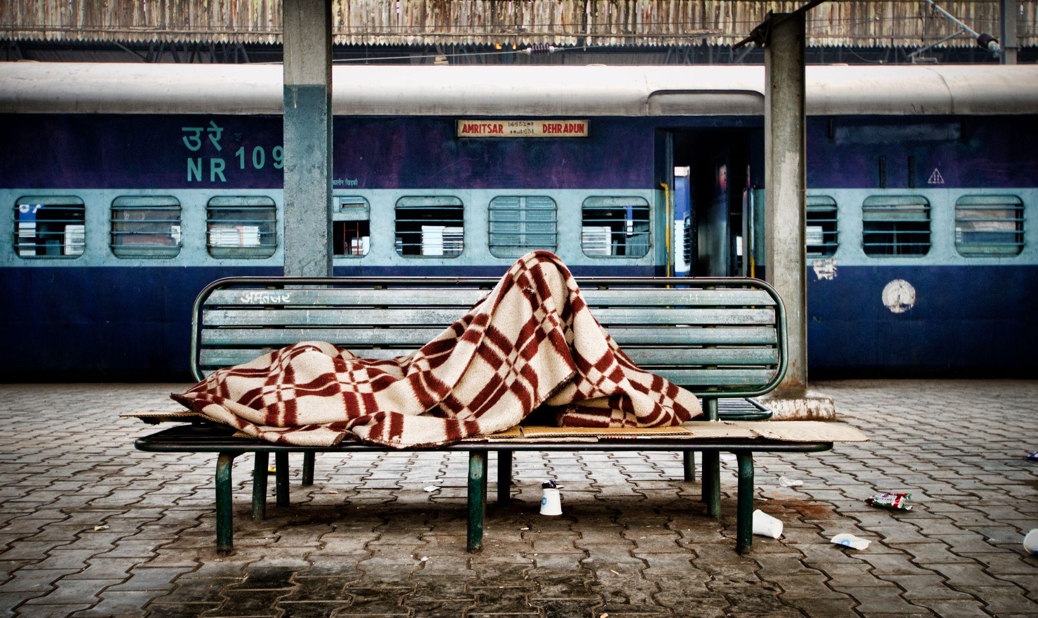 Amritsar Train Station, India